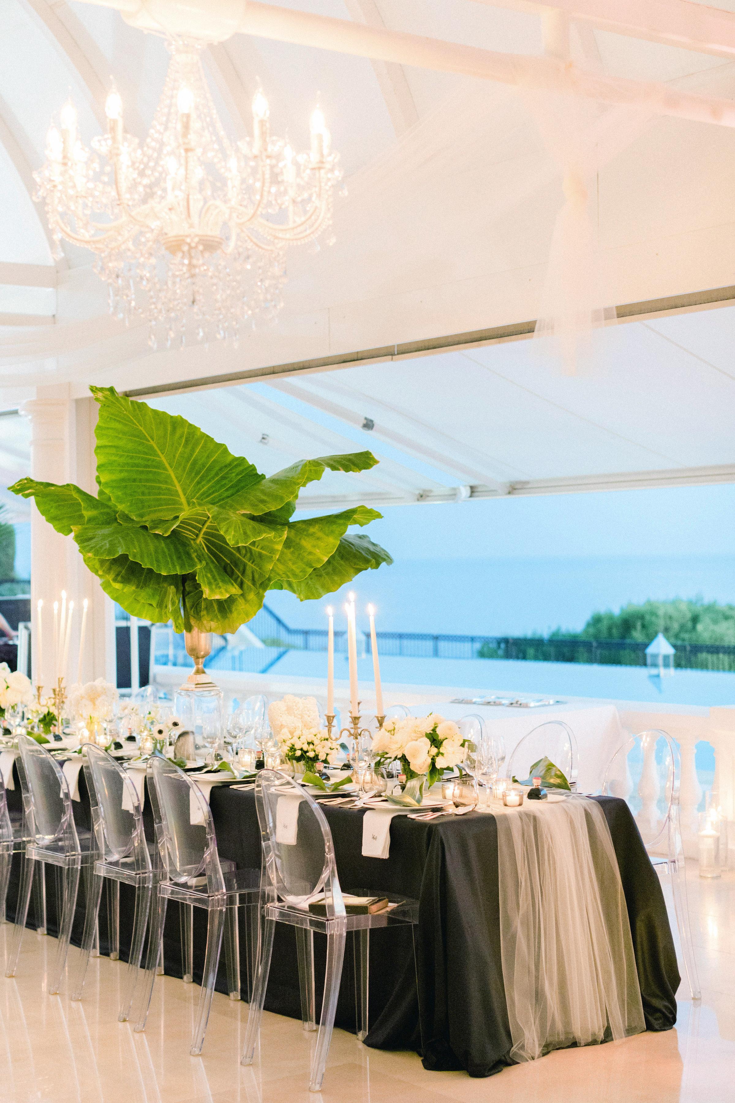 jiannina enzo wedding table