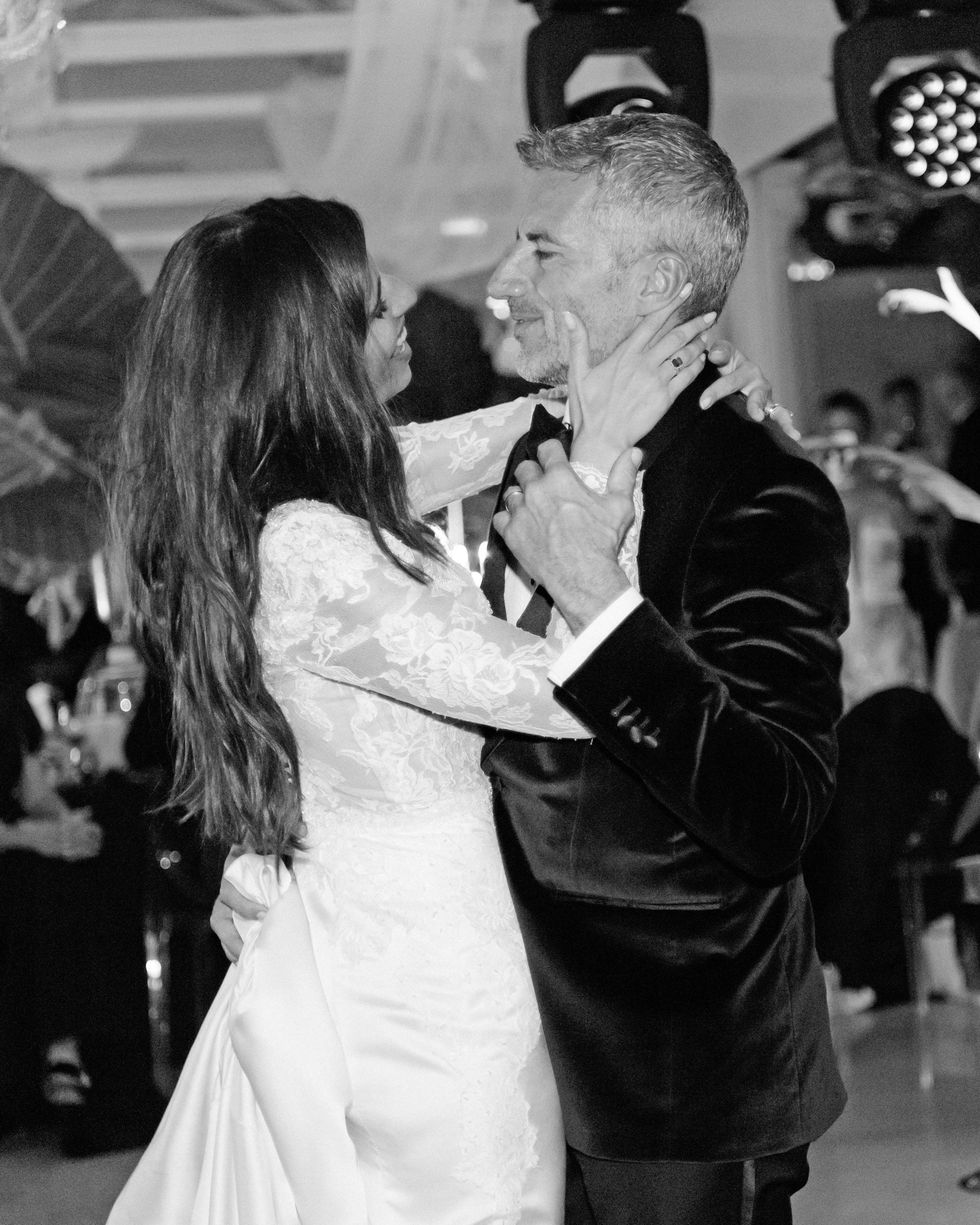 jiannina enzo wedding dancing