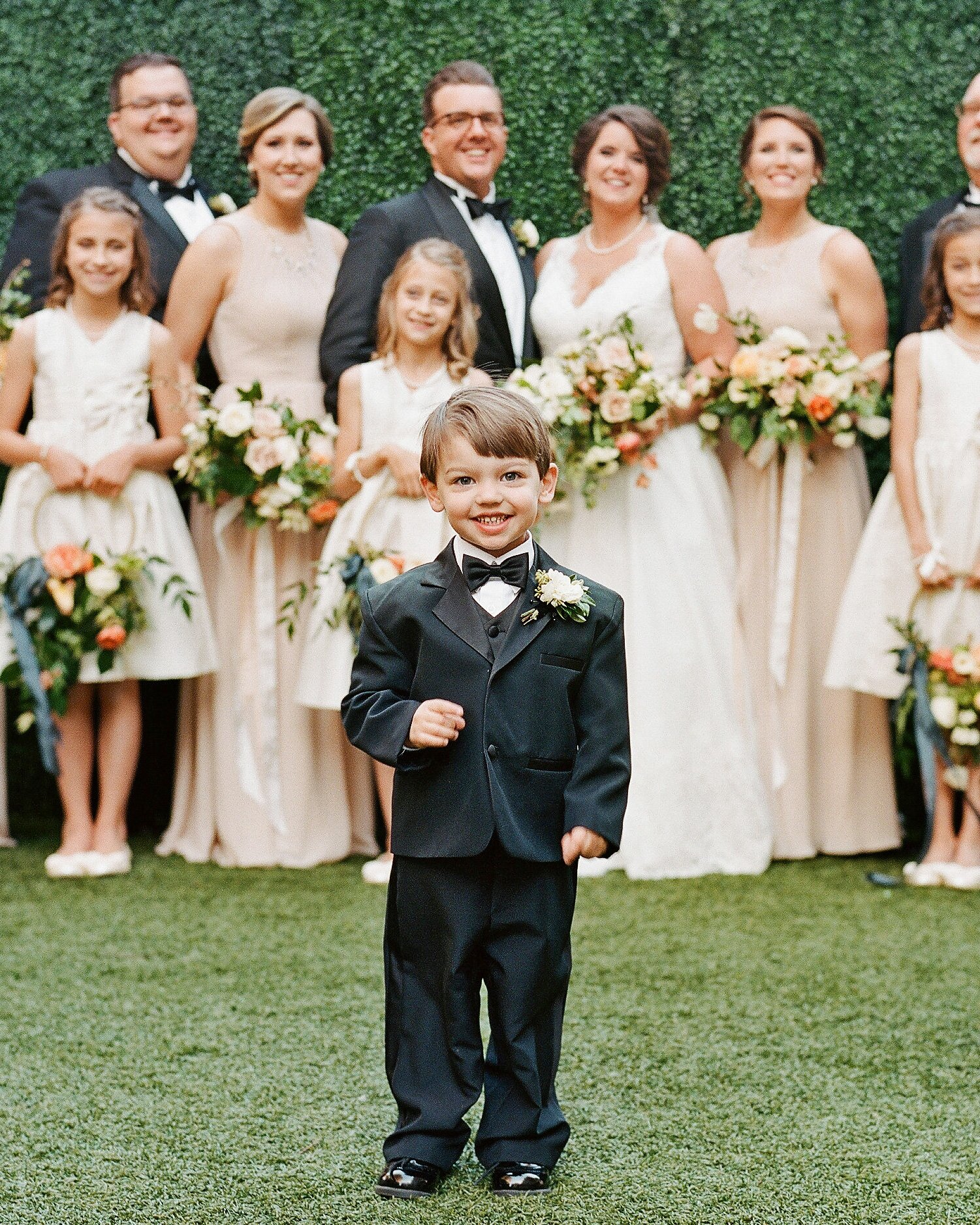 Dapper Ring Bearers Who Completely Stole Our Hearts Martha