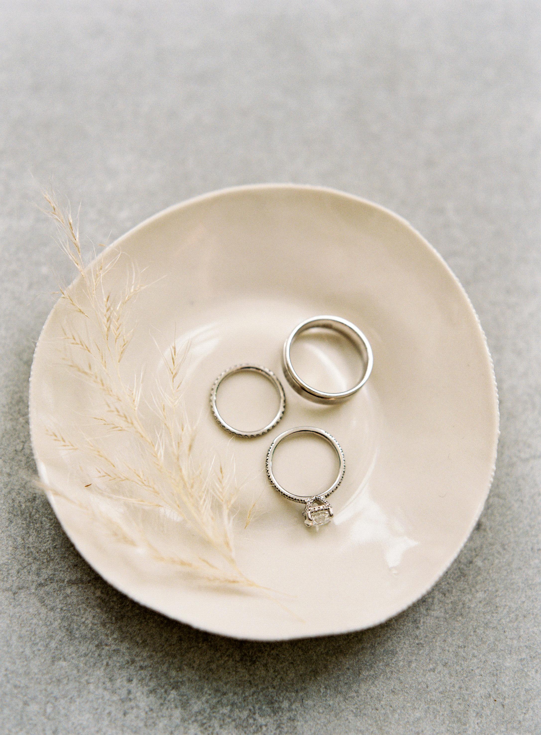 linda robert wedding rings