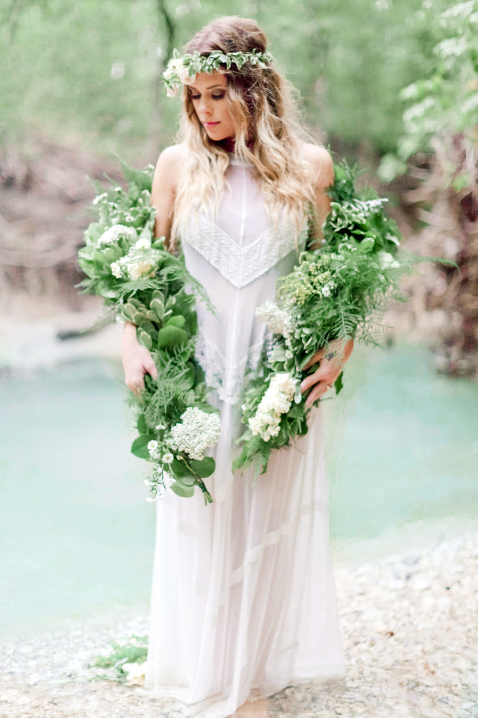 garland bouquets jennefer wilson