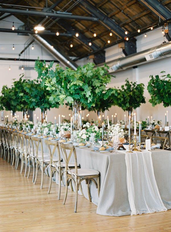 unique wedding centerpieces omalley photographers
