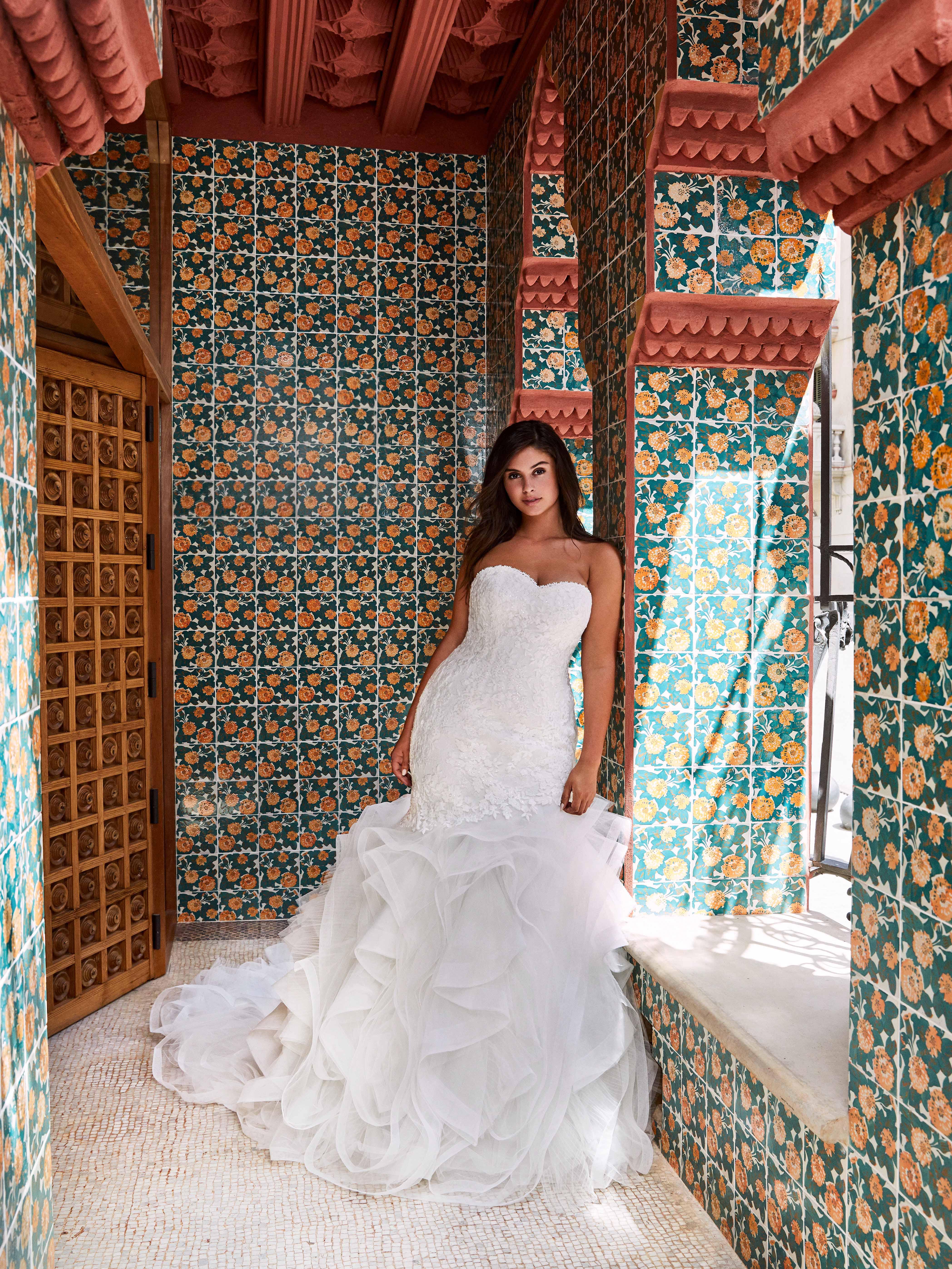 pronovias kleinfeld wedding dress fall 2019 08