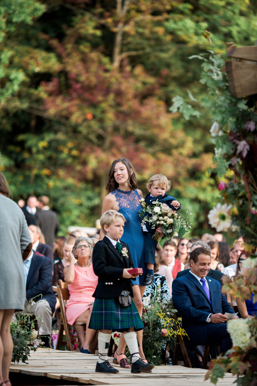 kayla michael wedding processional