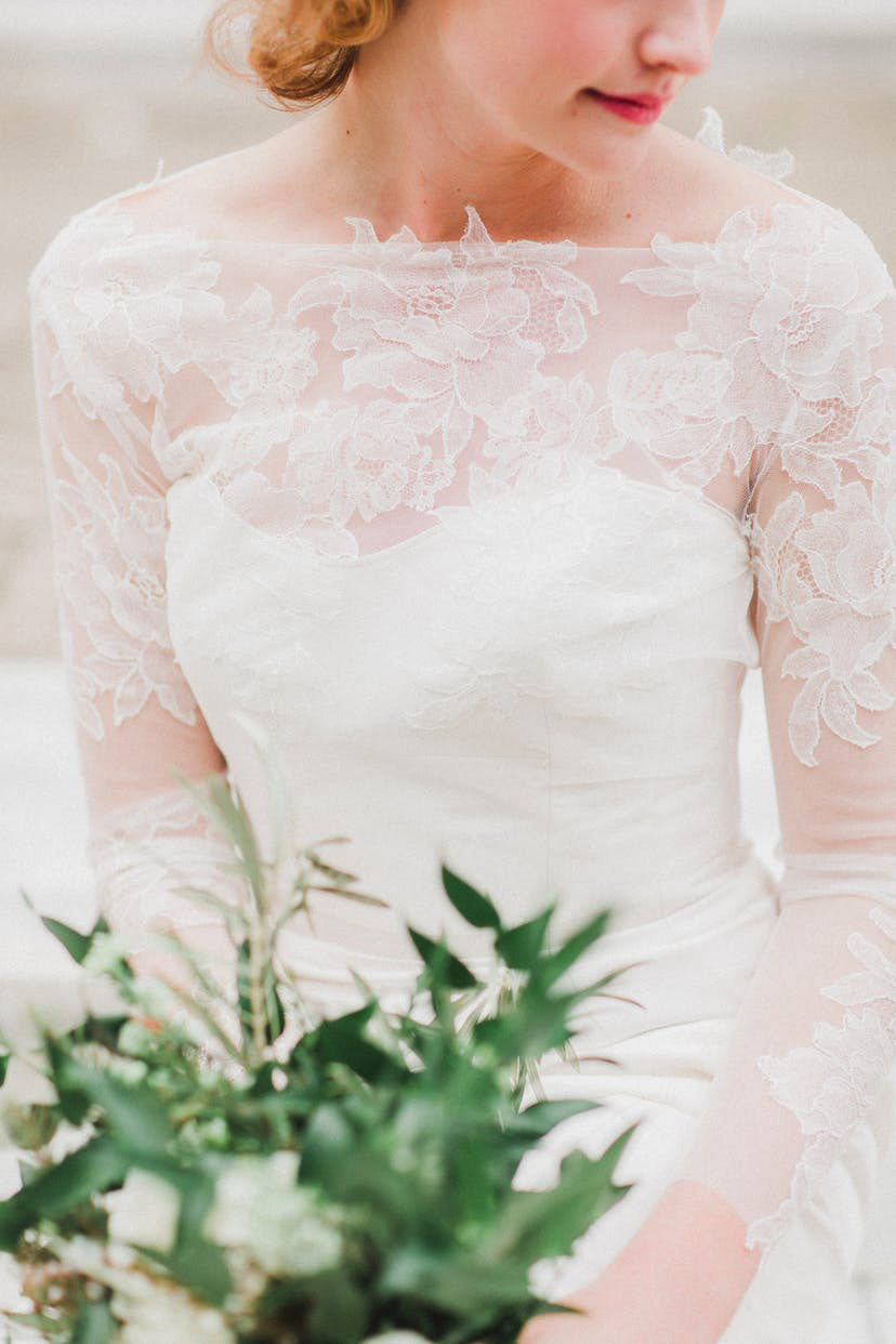 boat neck wedding dresses annamarie akins
