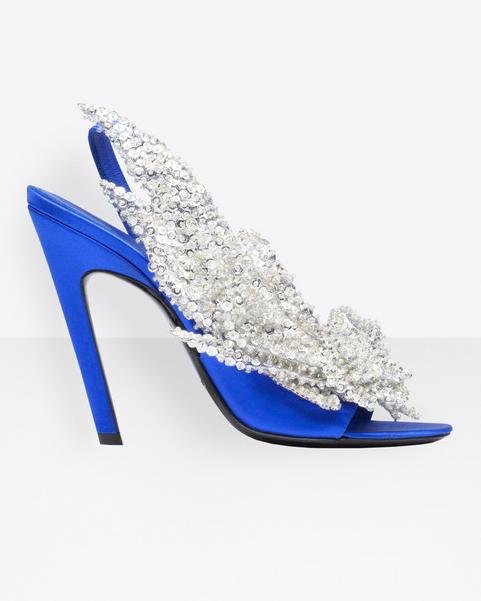 """Balenciaga """"Slash"""" Heels"""