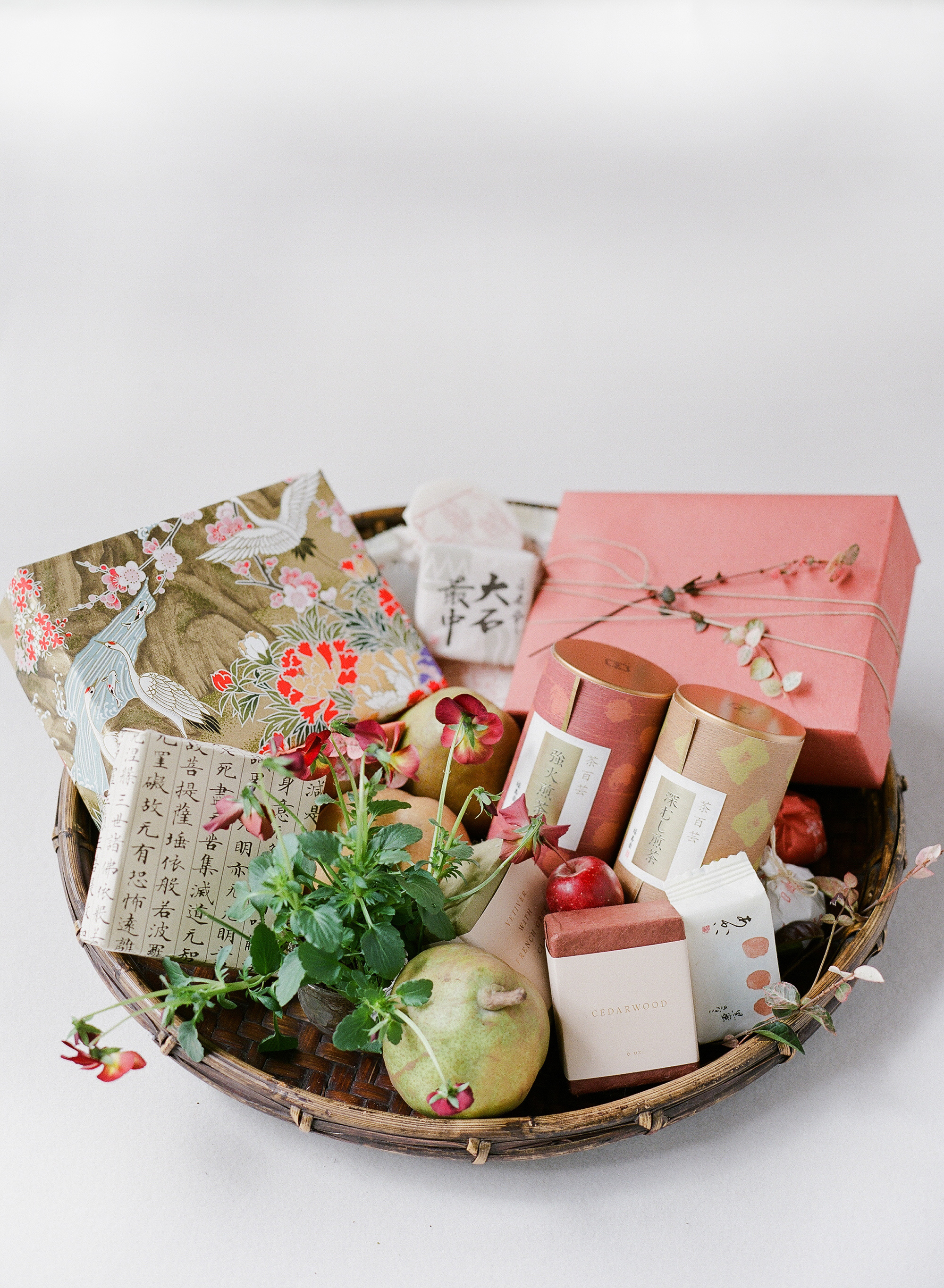 addie richard wedding japan gifts