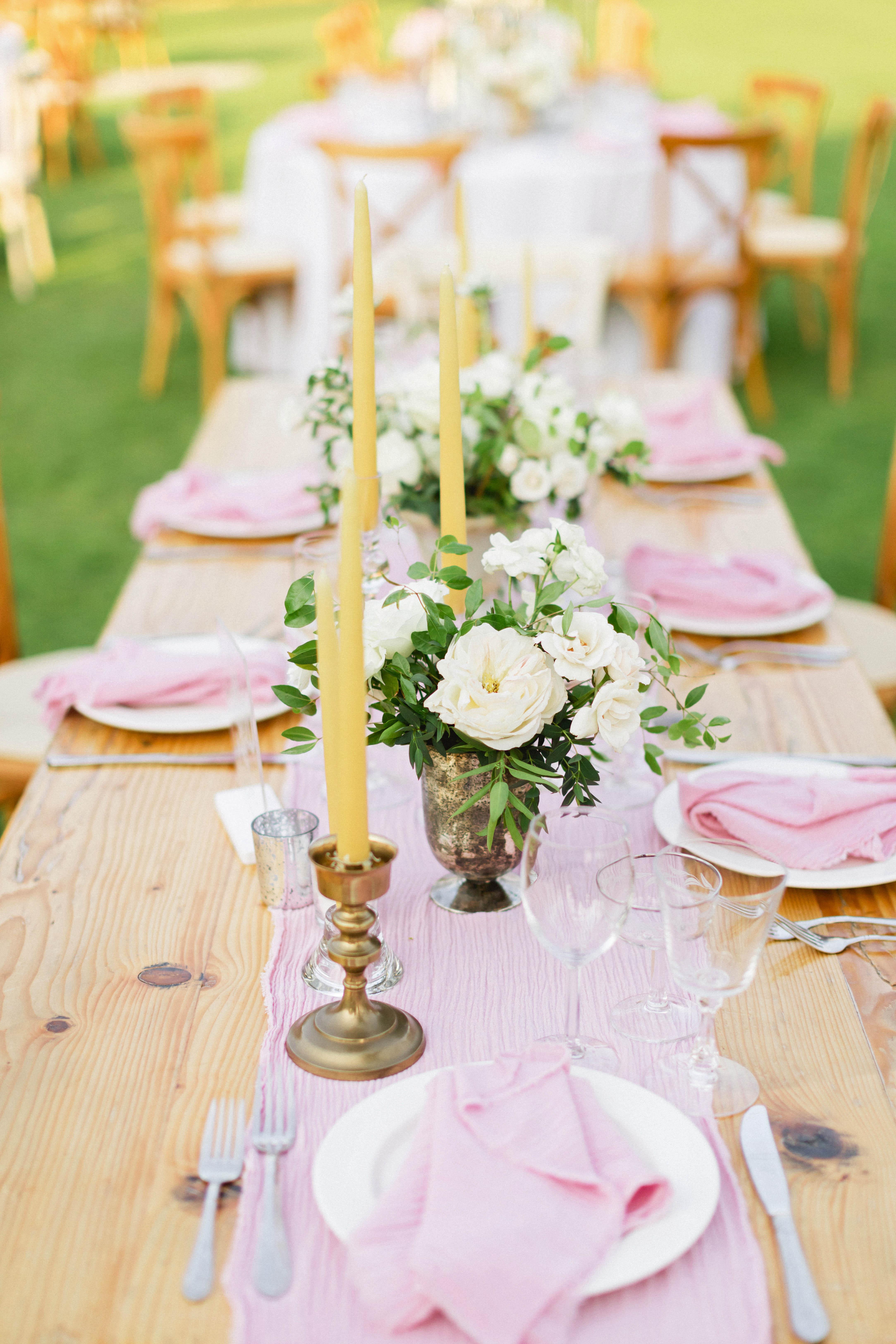 Popular Wedding Centerpiece Types | Martha Stewart Weddings