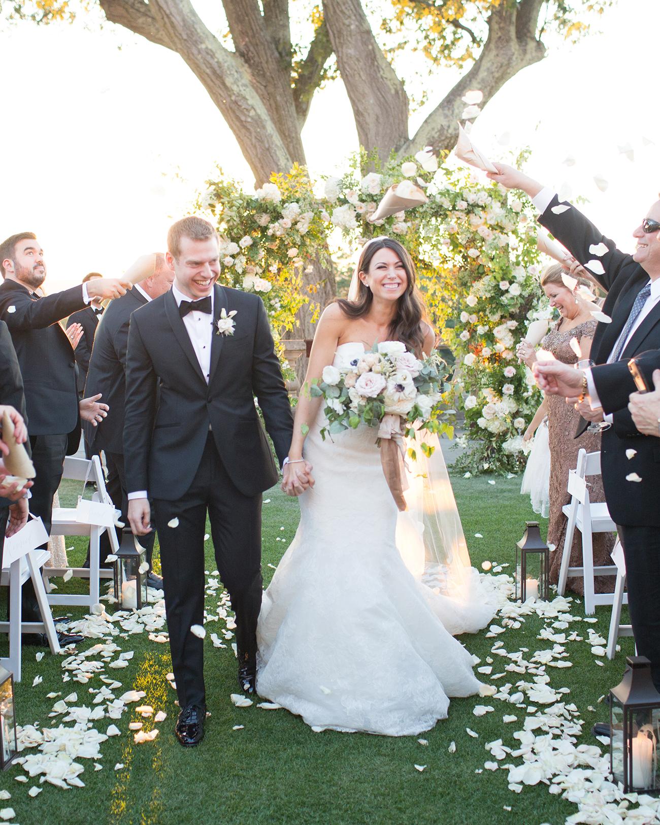 jessica brian wedding recessional