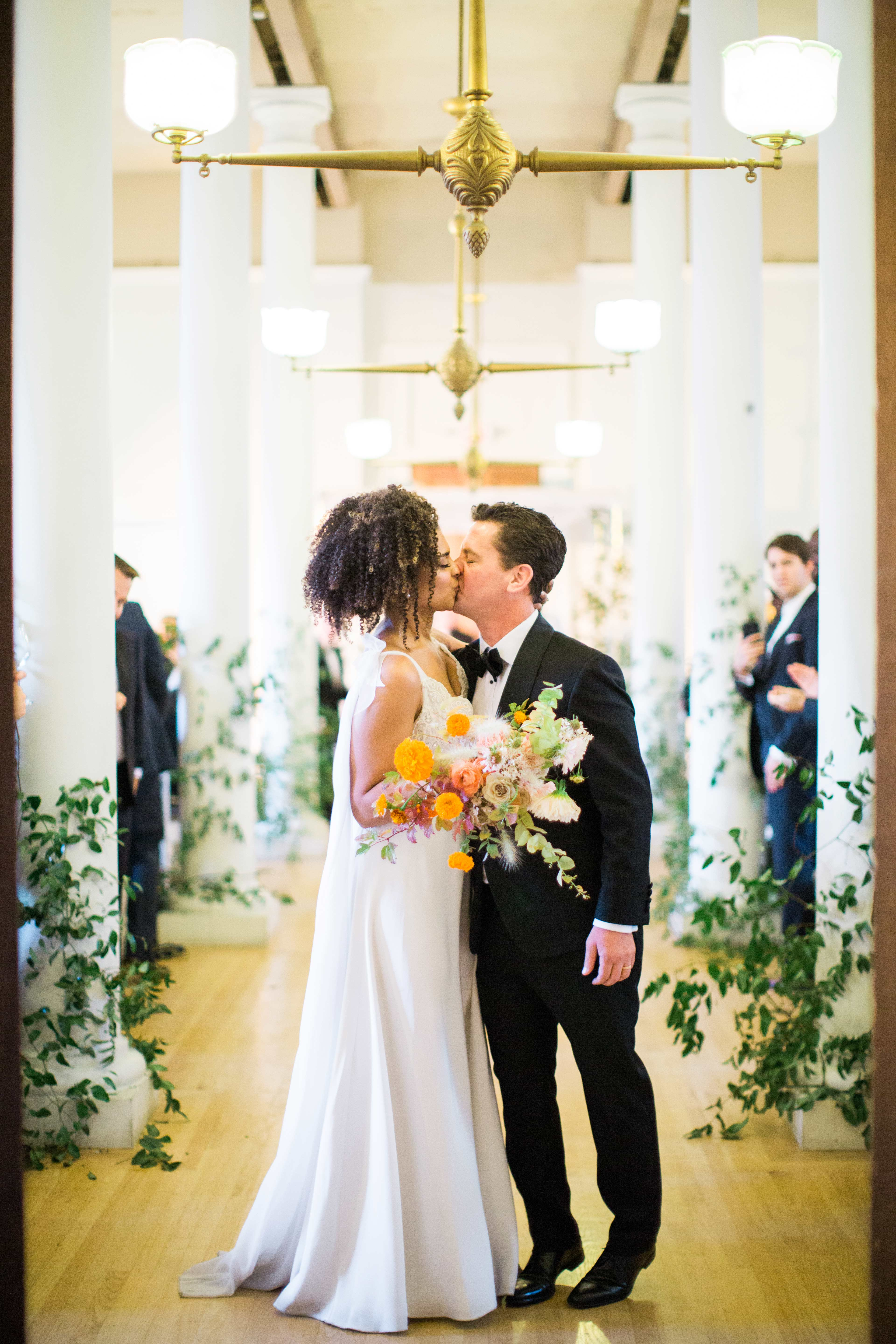 natalie louis wedding recessional