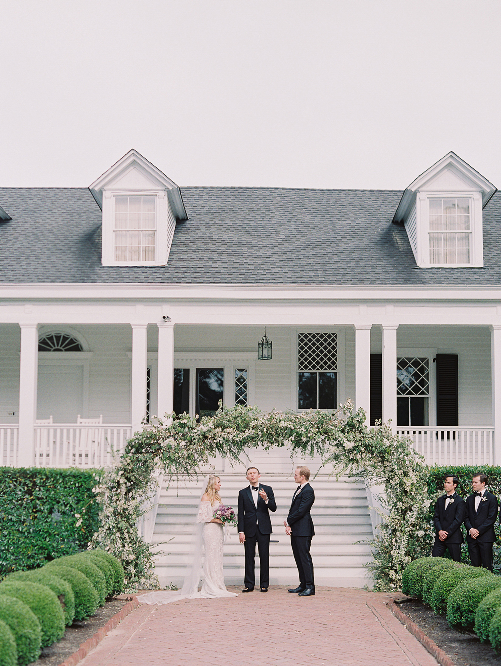 julia mitchell wedding ceremony