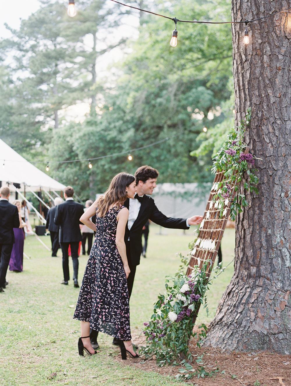 julia mitchell wedding escortcards