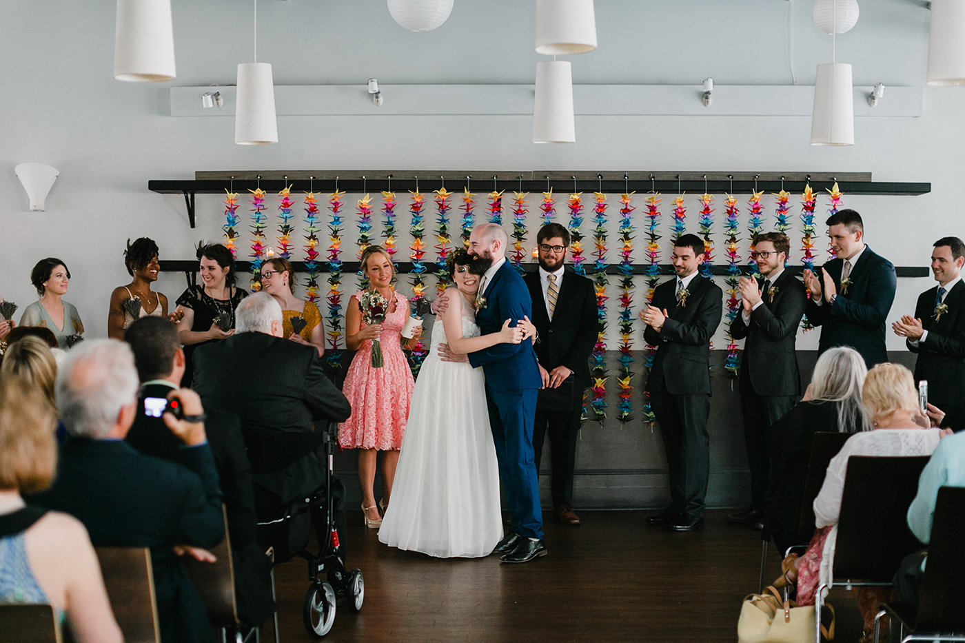 brewery wedding venues modern ceremony