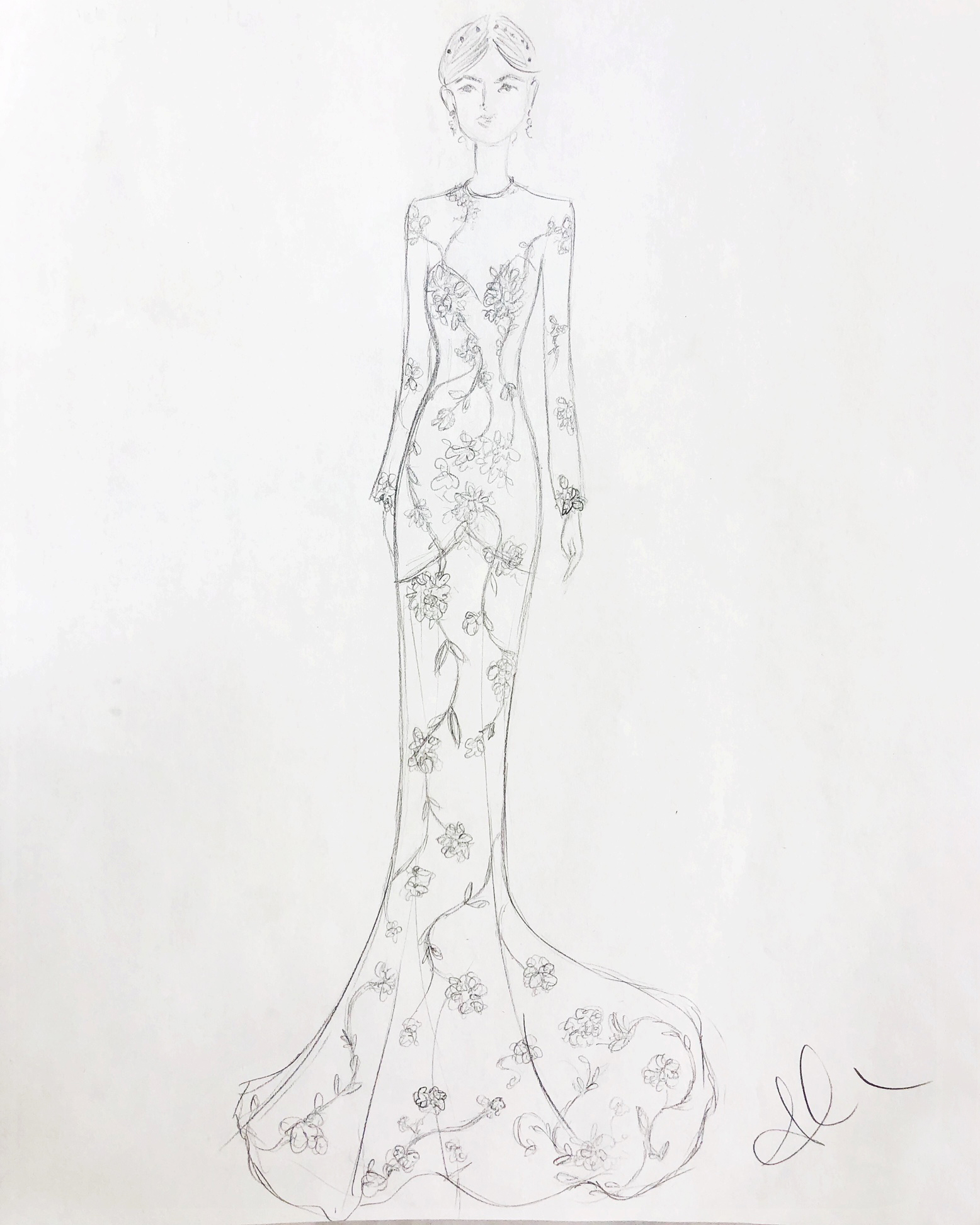 bfw sketches fall 2019 alexandra grecco