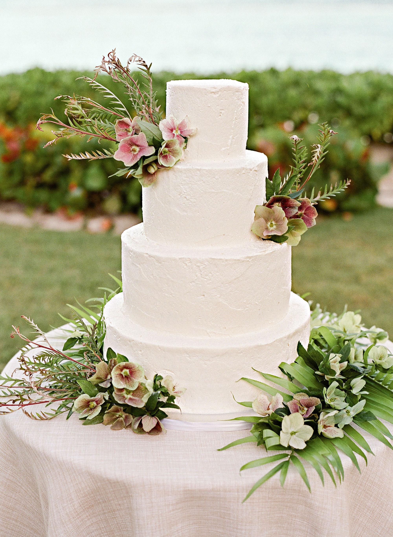 elizabeth sohale wedding dominican republic cake