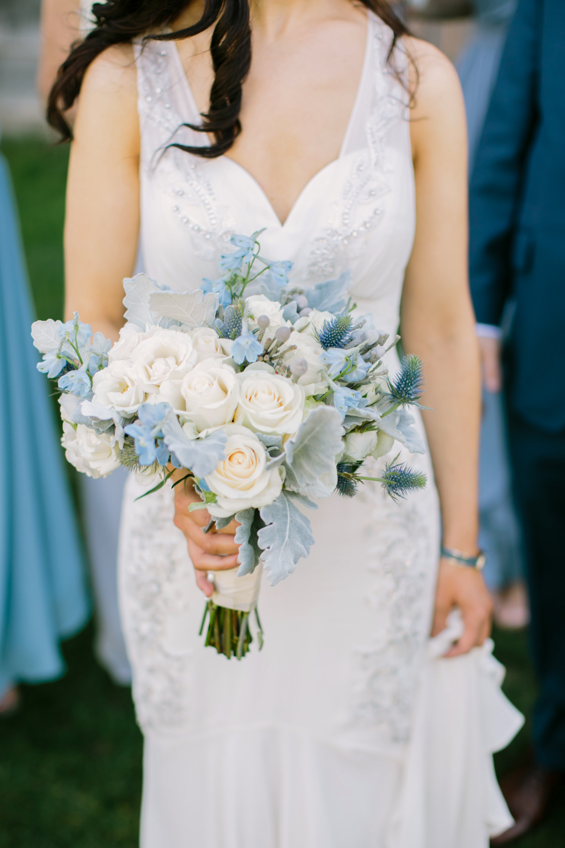 blue bouquet love light photographs leevazquez