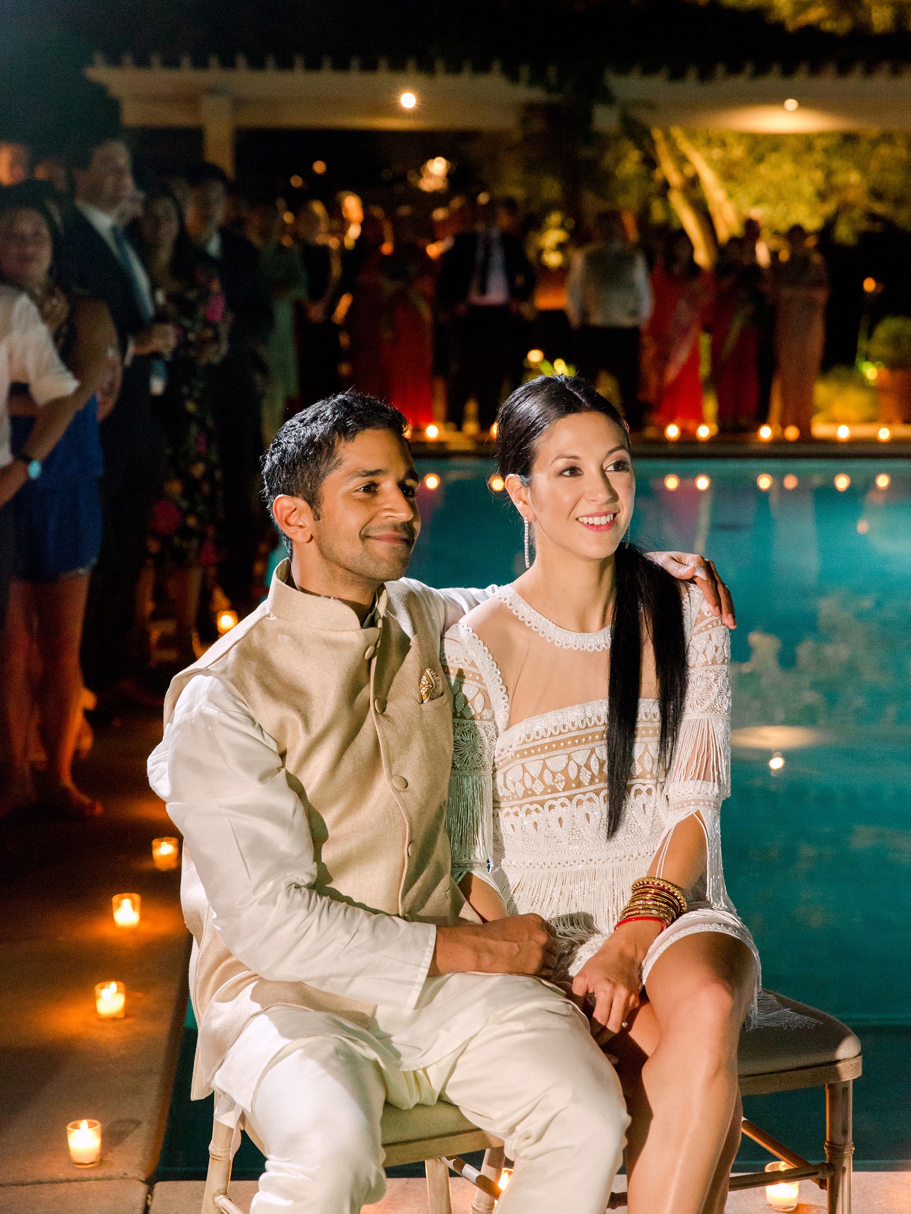 jenna alok wedding wine country california video same day edit
