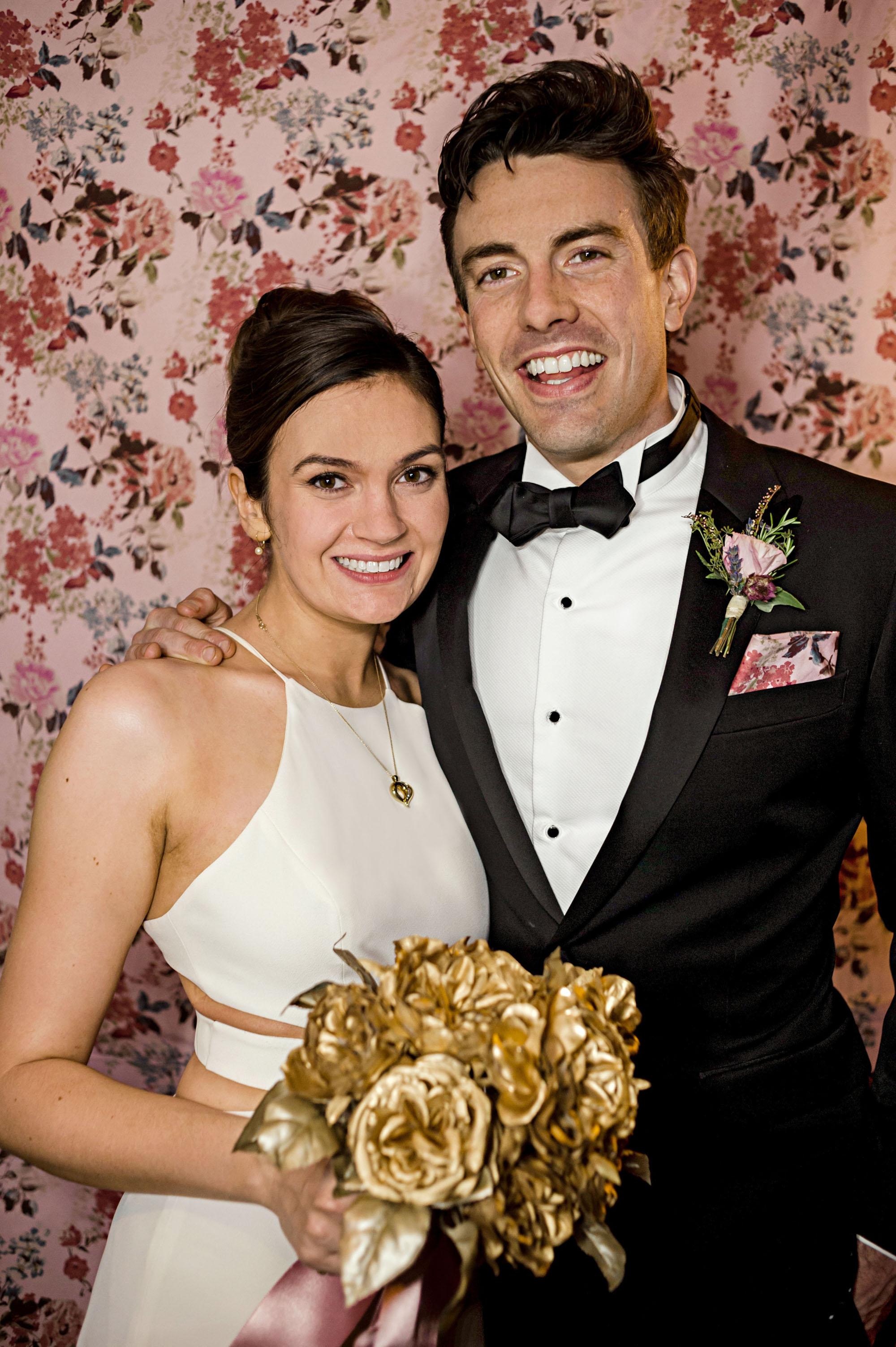 emer cooper wedding wisconsin couple reception