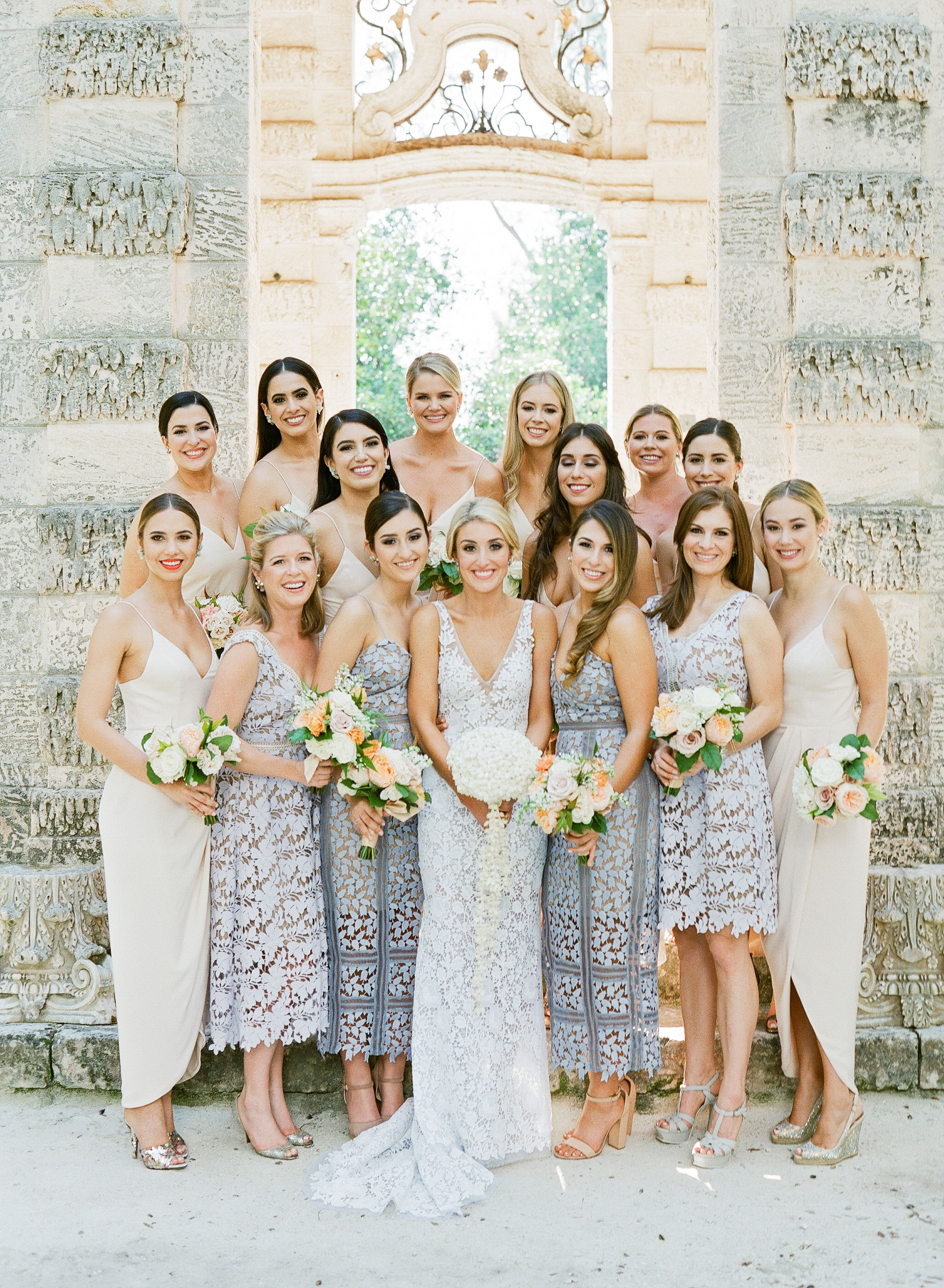 natalie jamey wedding bridesmaids