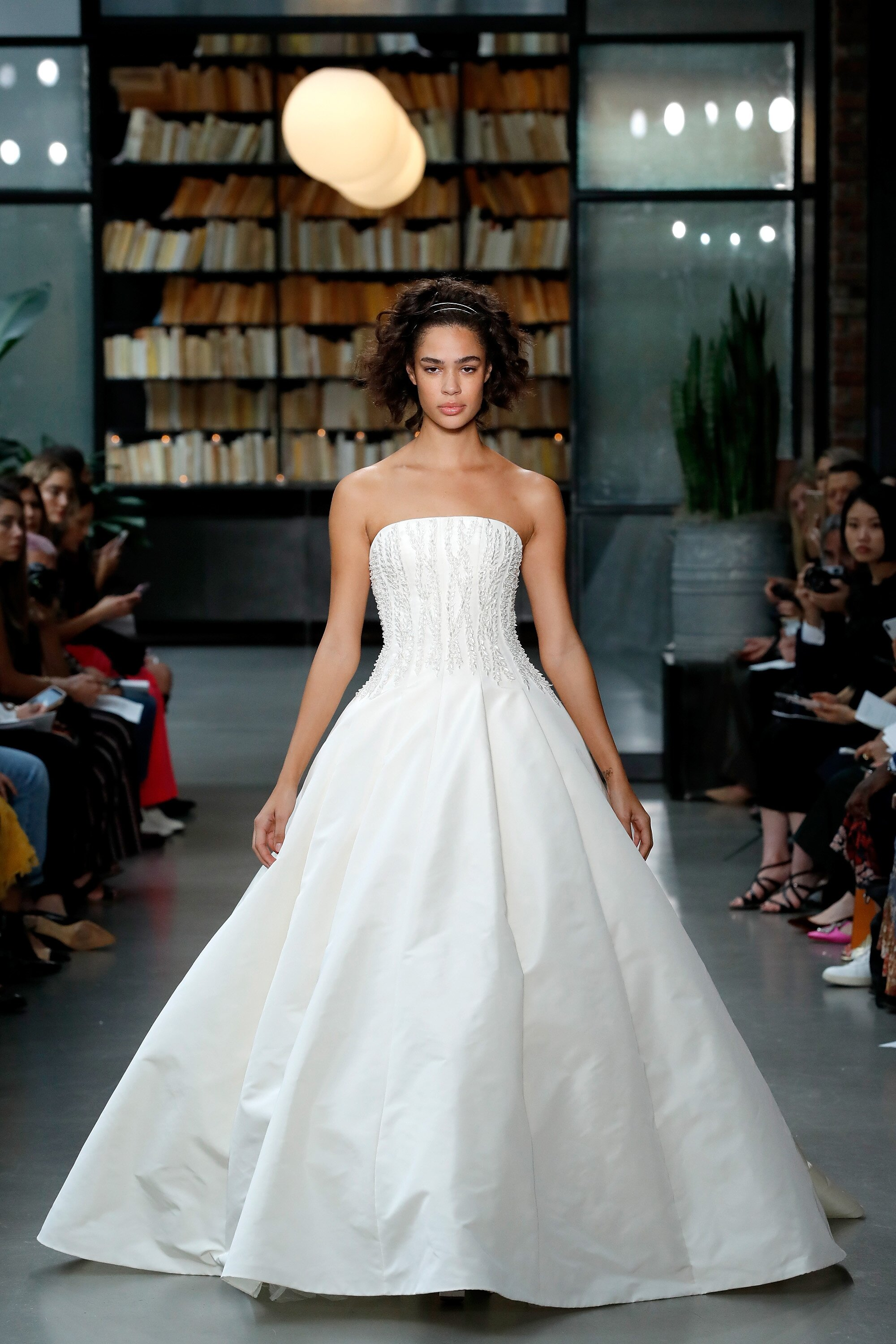 Amsale Fall 2019 Wedding Dress Collection Martha Stewart Weddings
