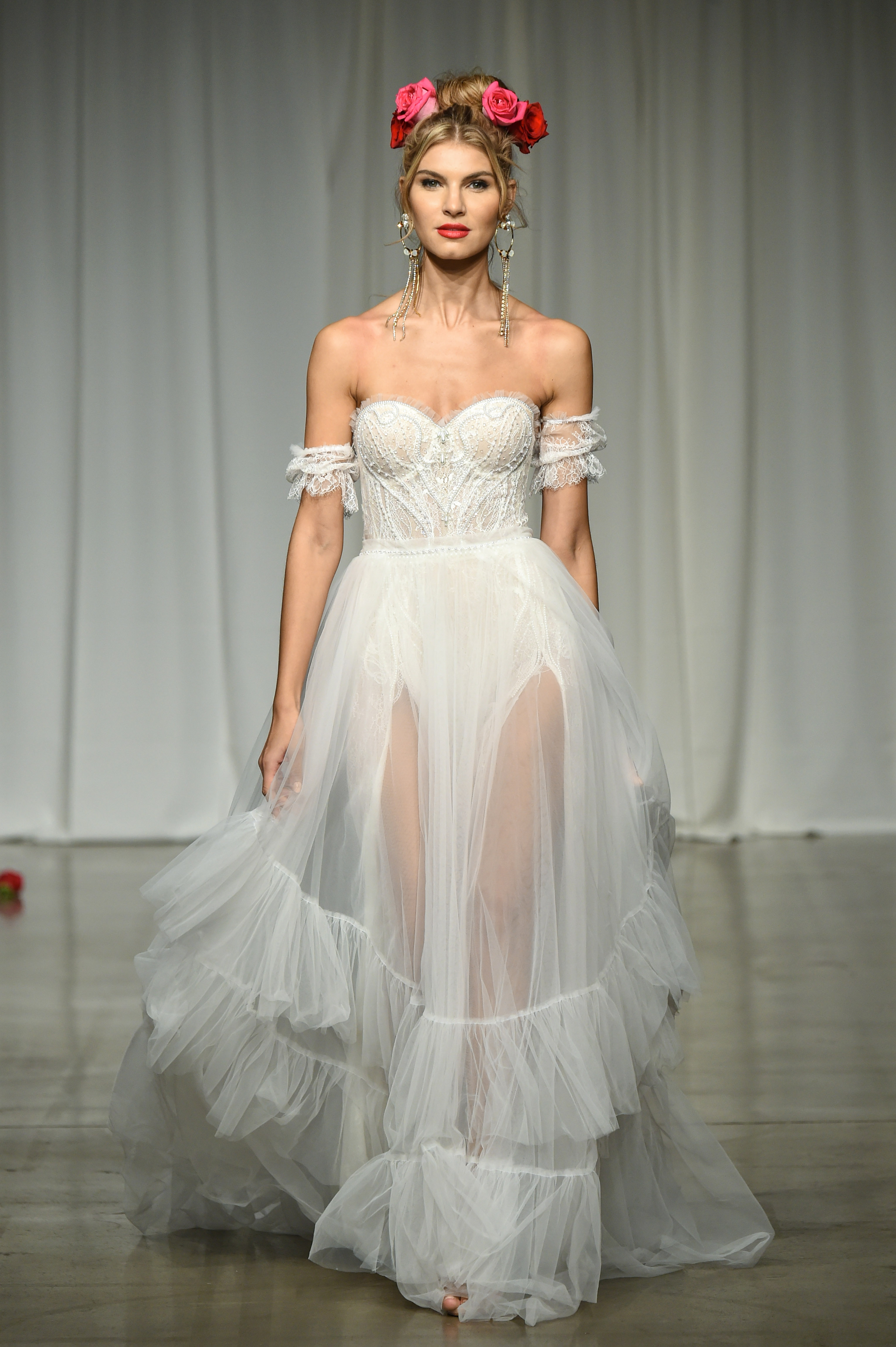 julie vino group fall 2019 corset tier wedding dress