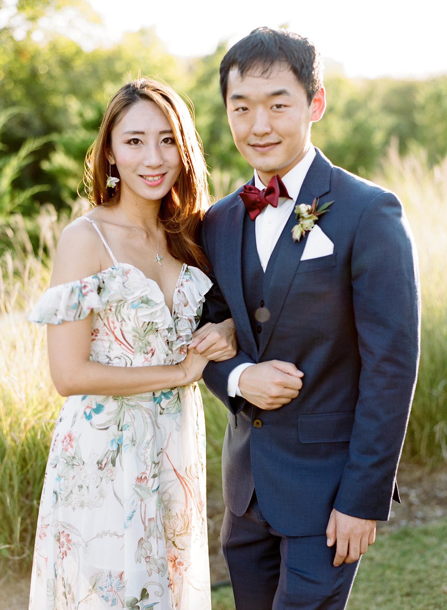 ivana nevin wedding guests