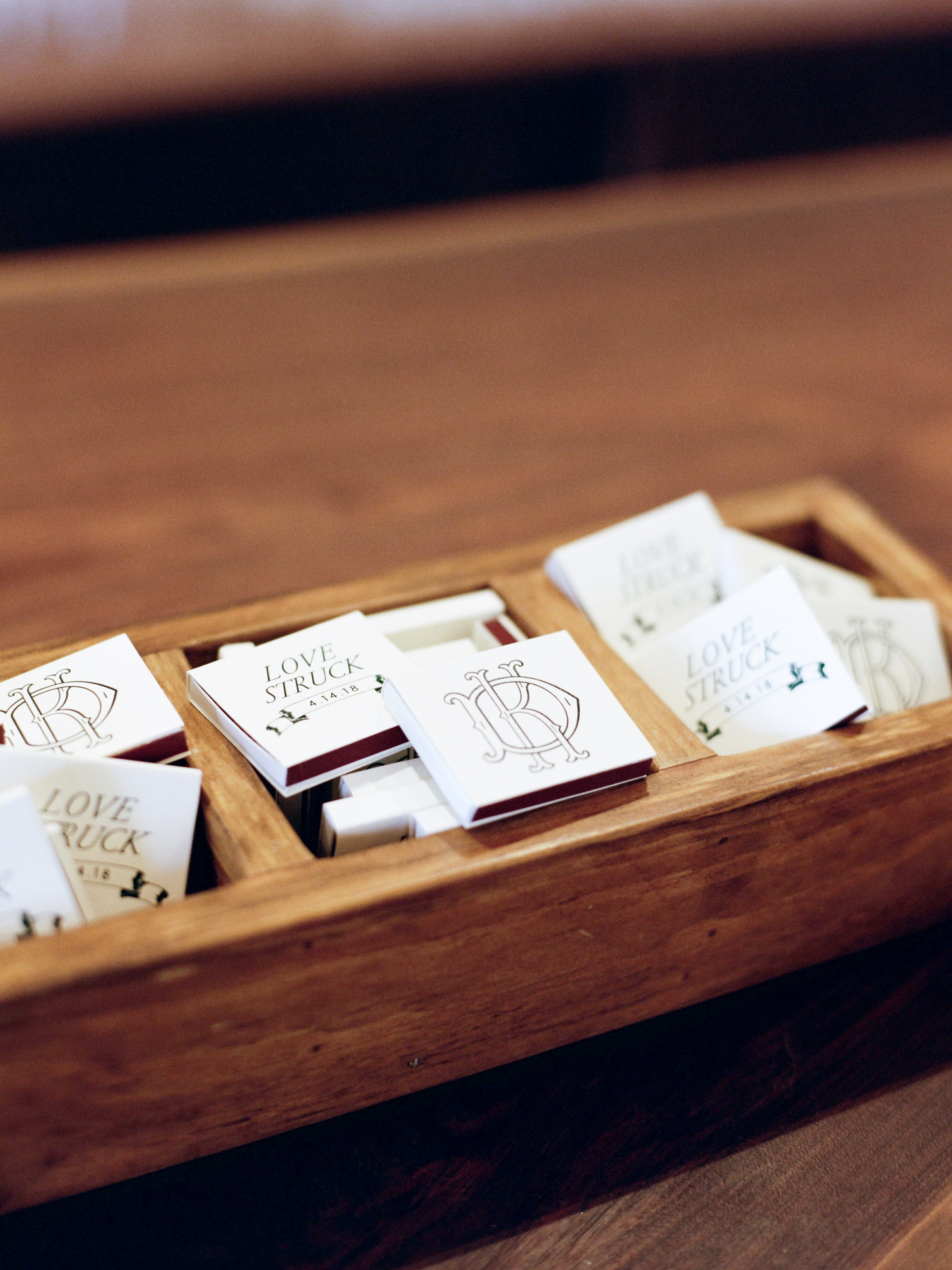 kelly drew new jersey matches in wooden box