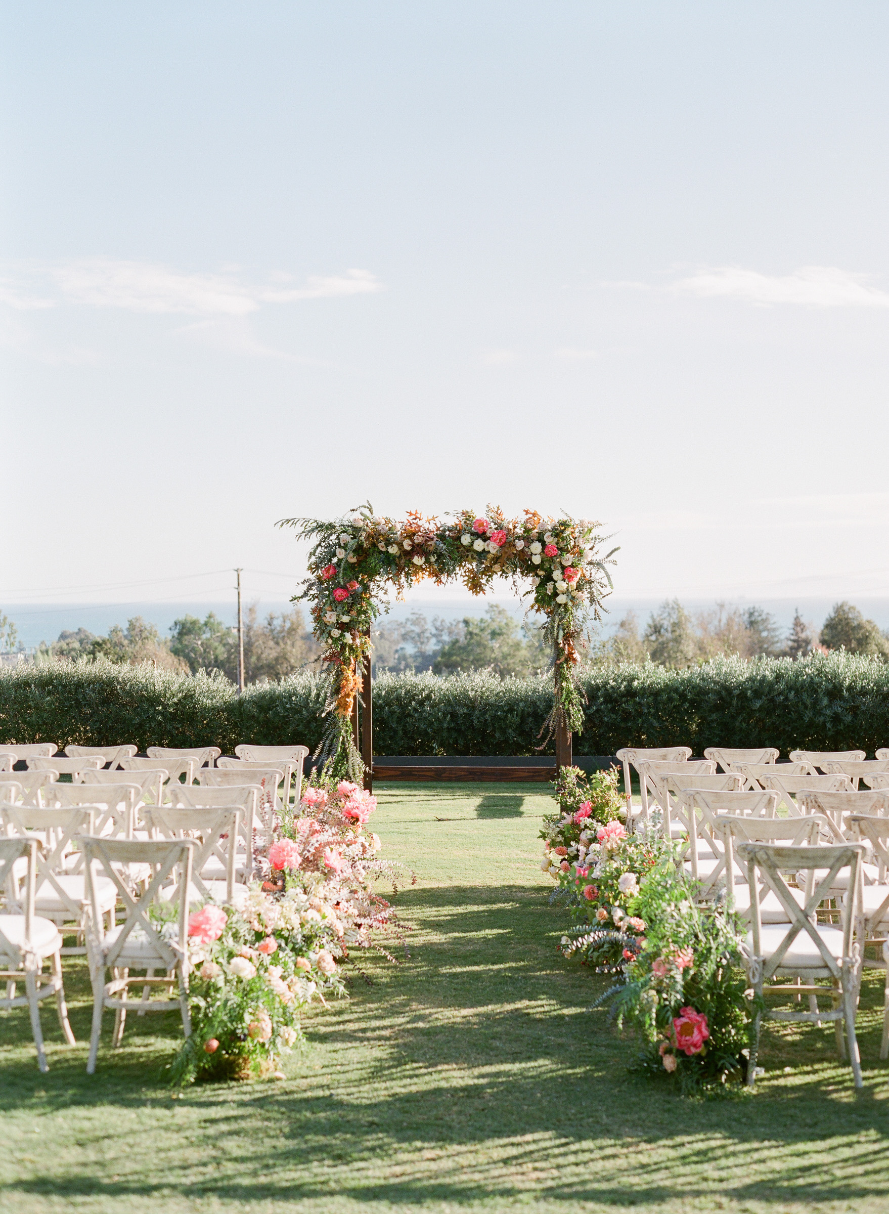 kathryn ian wedding ceremony structure