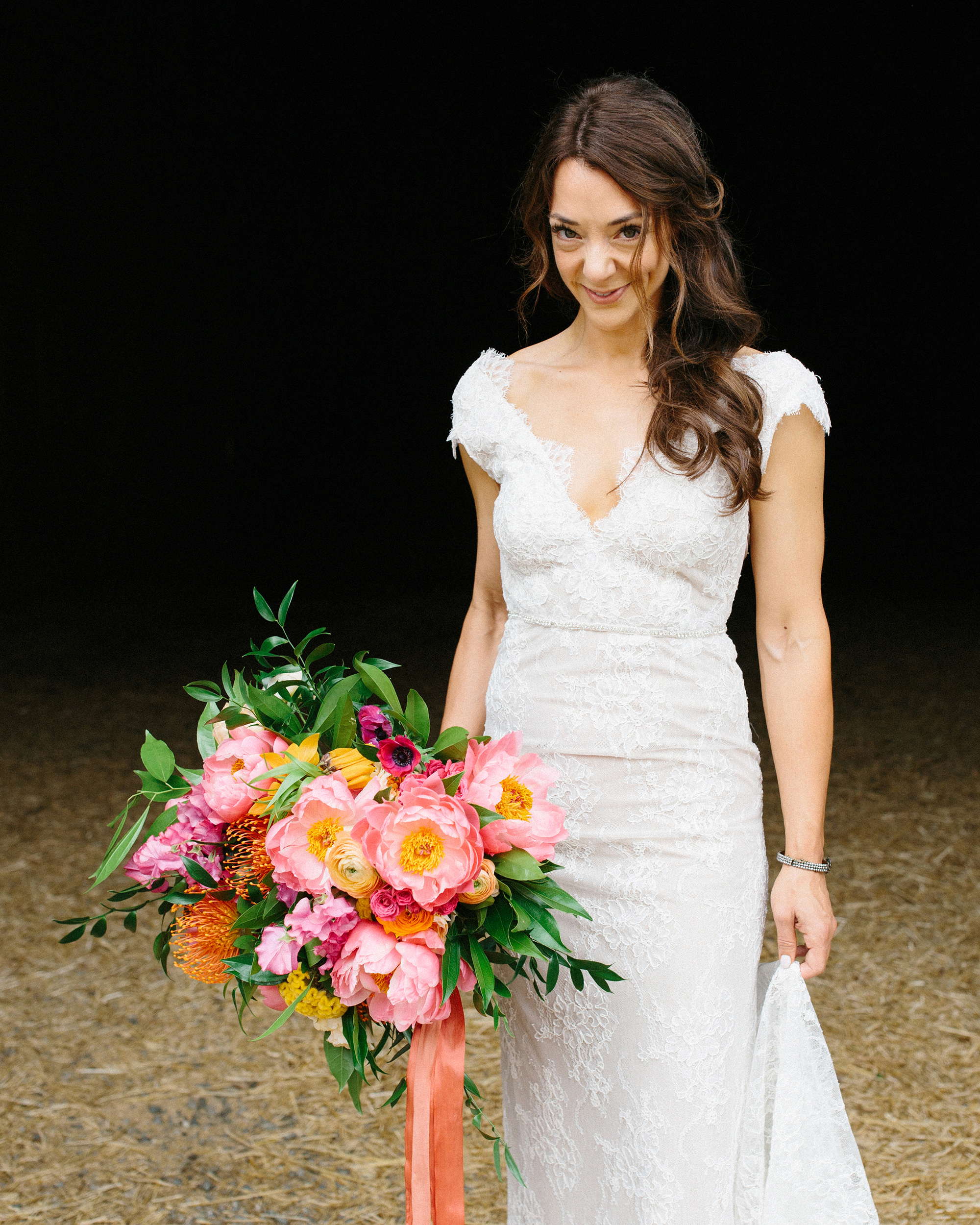amy mark california bride bouquet