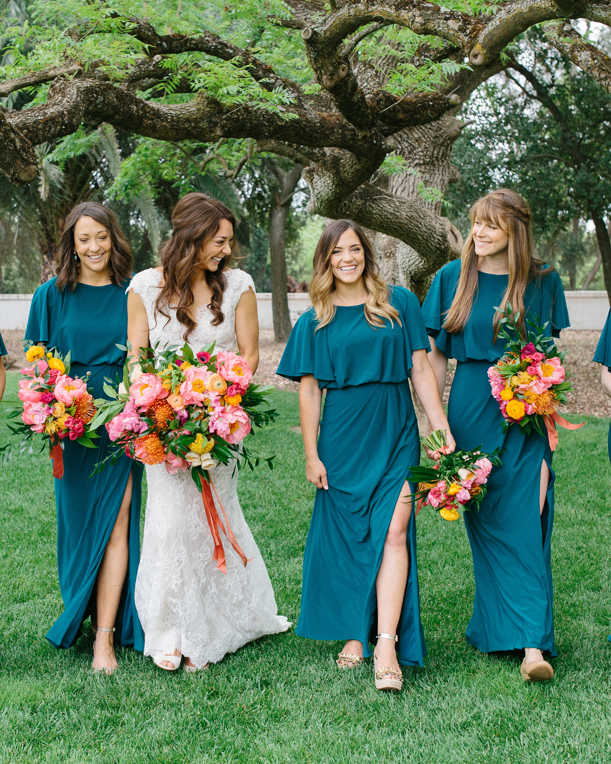 amy mark california bridesmaids