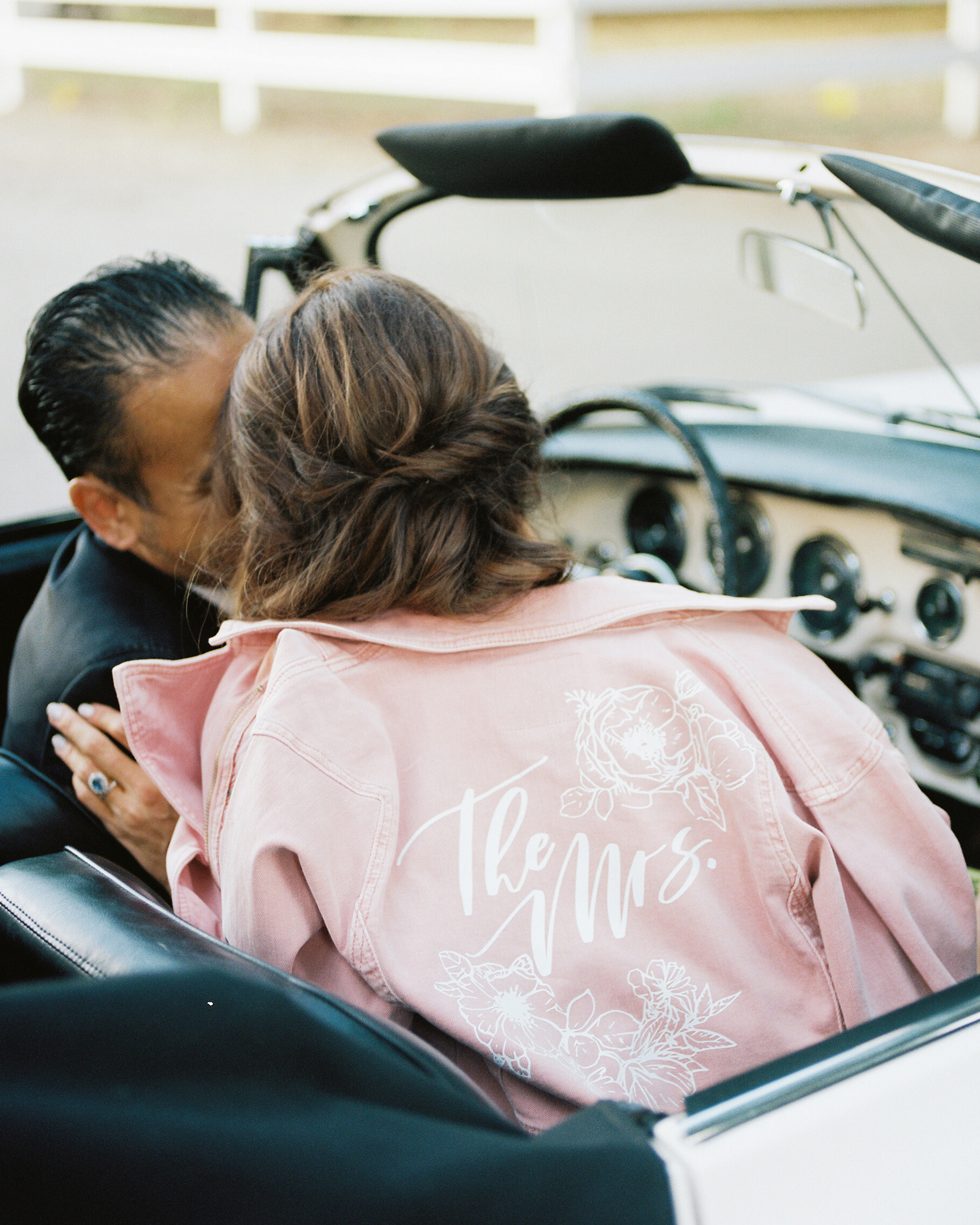 amy mark california car jacket kiss