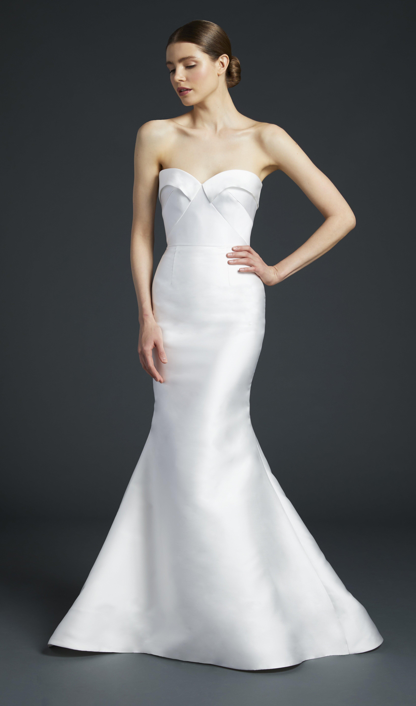 Newest Wedding Dress.Anne Barge Fall 2019 Wedding Dress Collection Martha