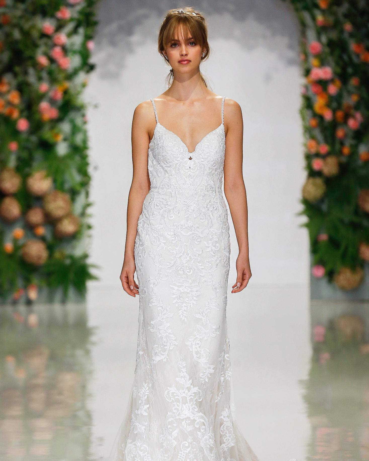 morilee madeline gardner wedding dress sweetheart spaghetti-strap sheath