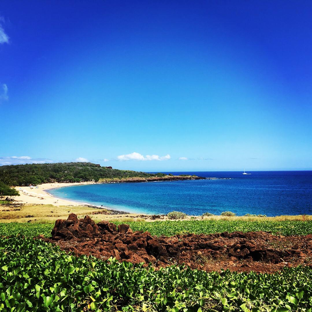 hawaii experiences lanai coast line beach