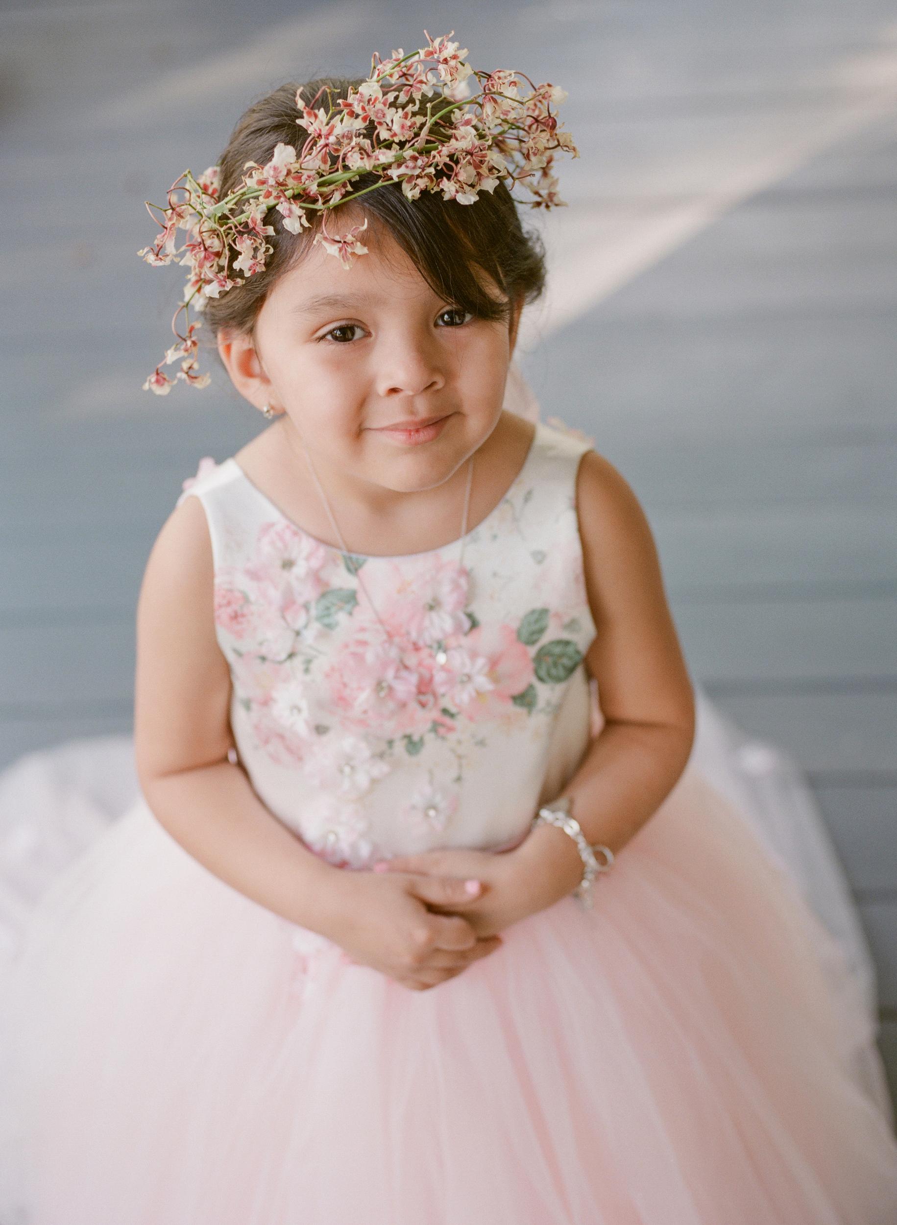 suzanne joseph wedding flower girl corbin gurkin