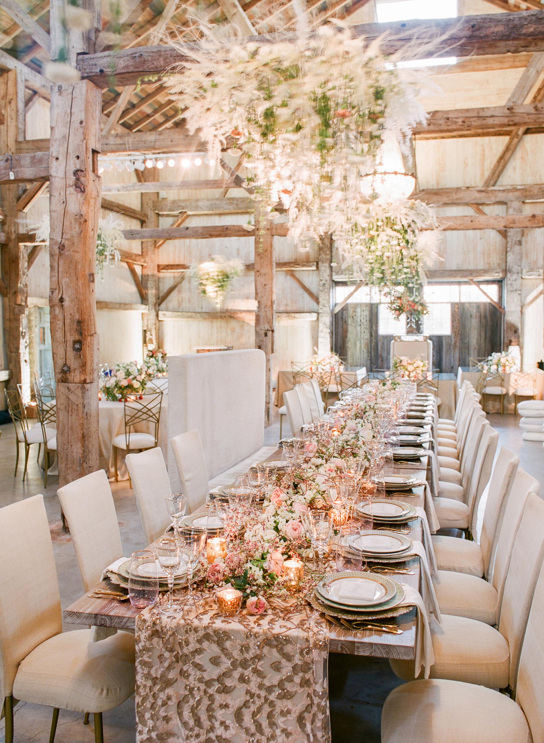 suzanne joseph wedding head table corbin gurkin