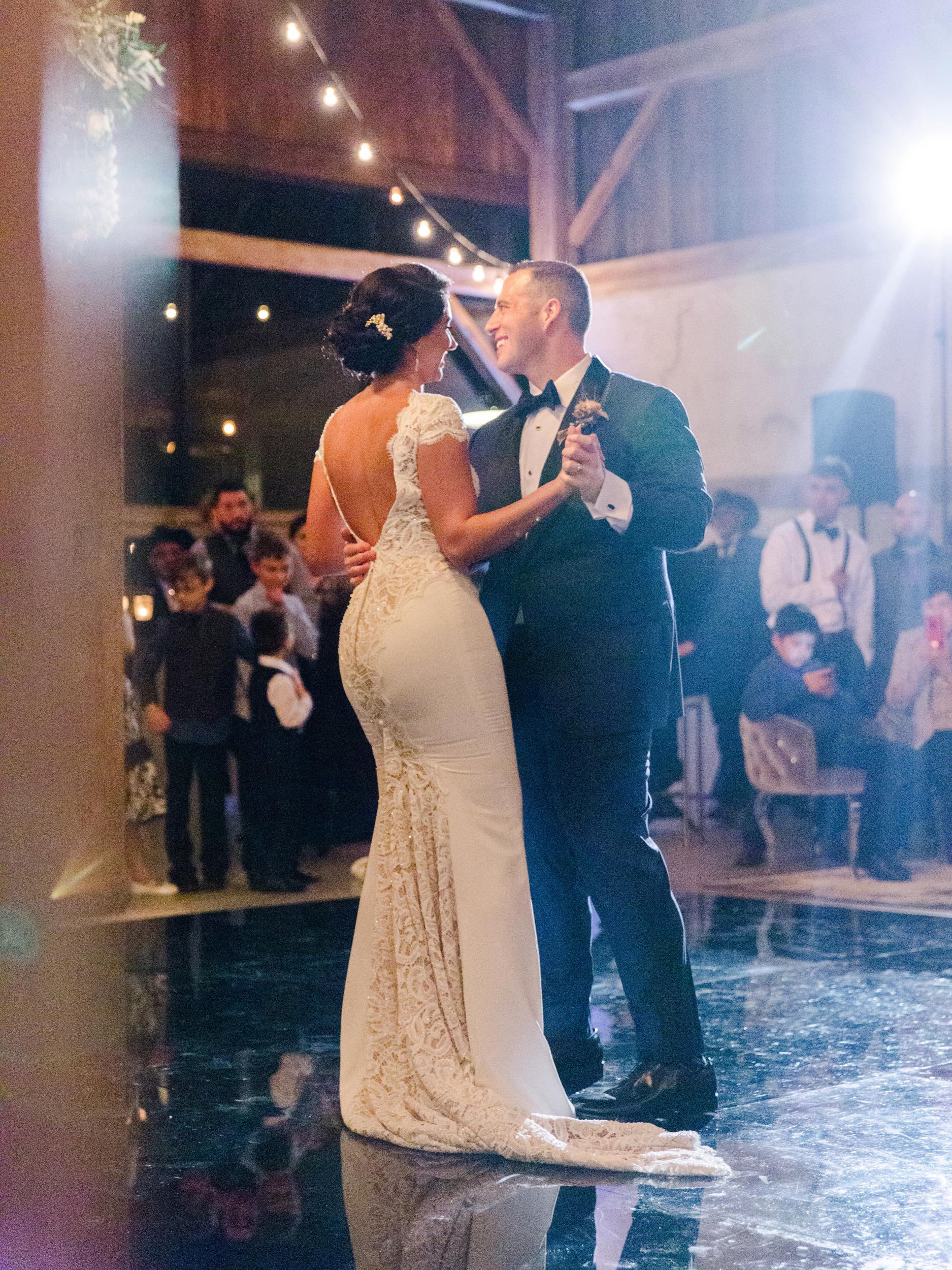 suzanne joseph wedding first dance corbin gurkin