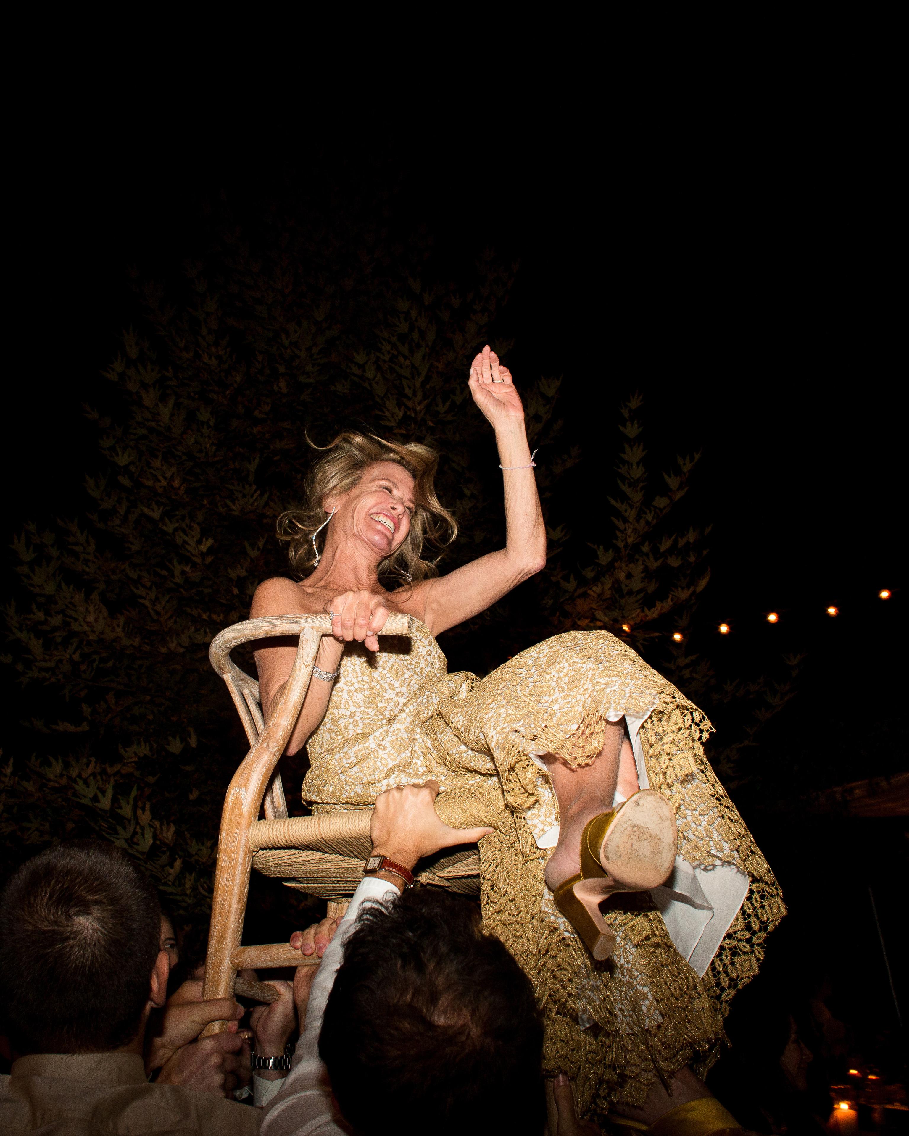 anika max wedding hora dance with mom