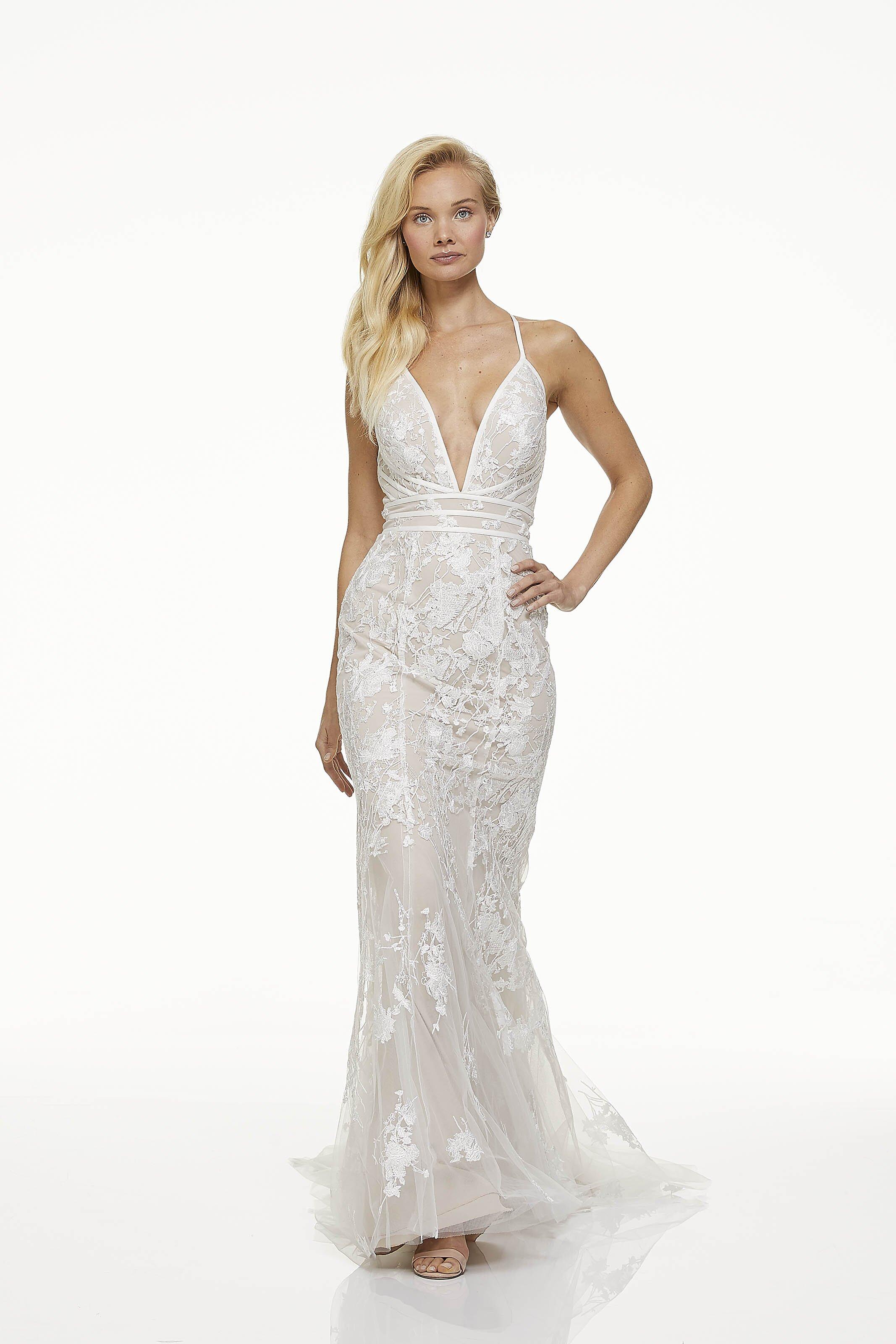 Mark Zunino Fall 2019 Wedding Dress Collection Martha Stewart