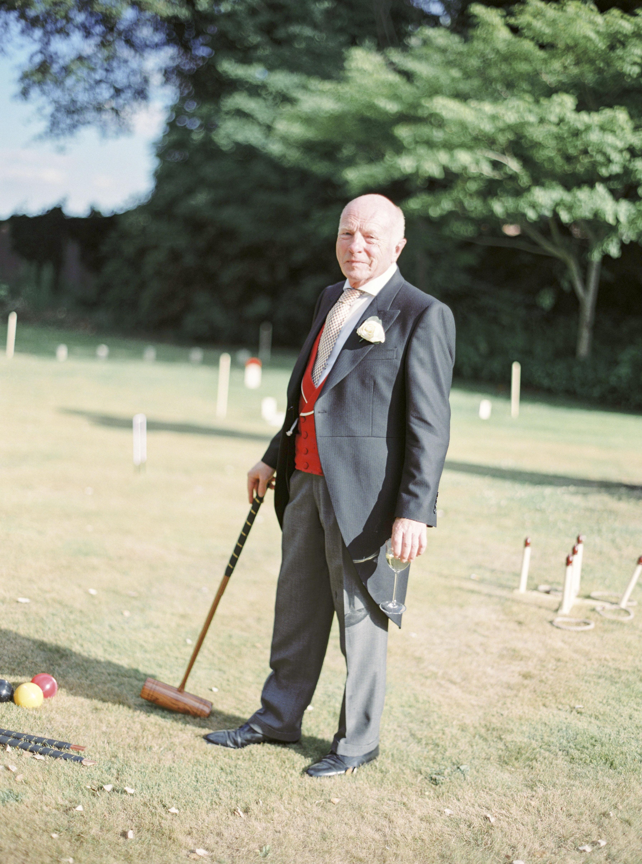 momina jack wedding croquet