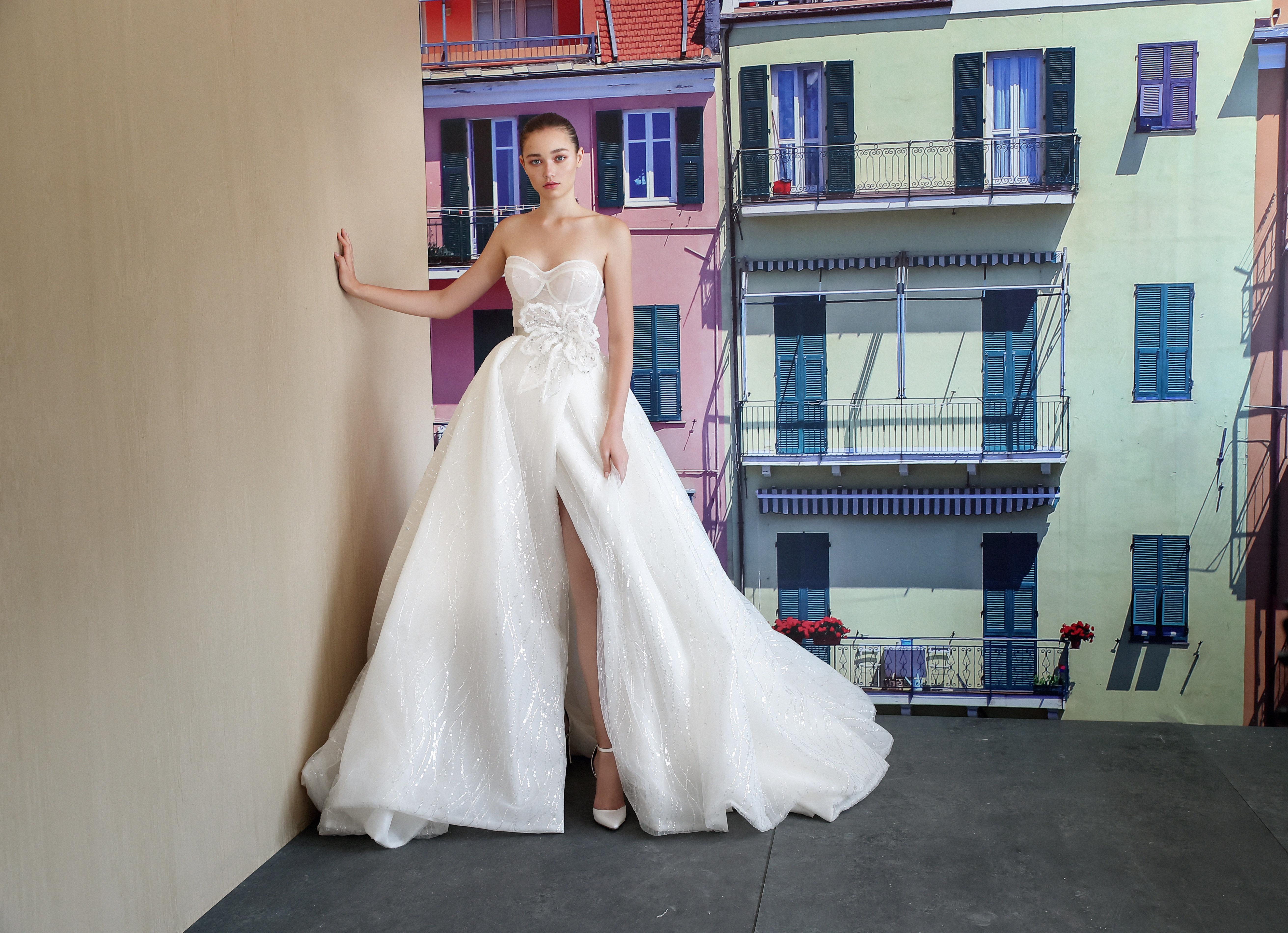 galia lahav sweetheart wedding dress fall 2019