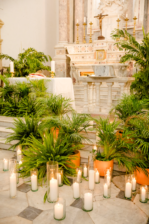 cristina andre wedding church