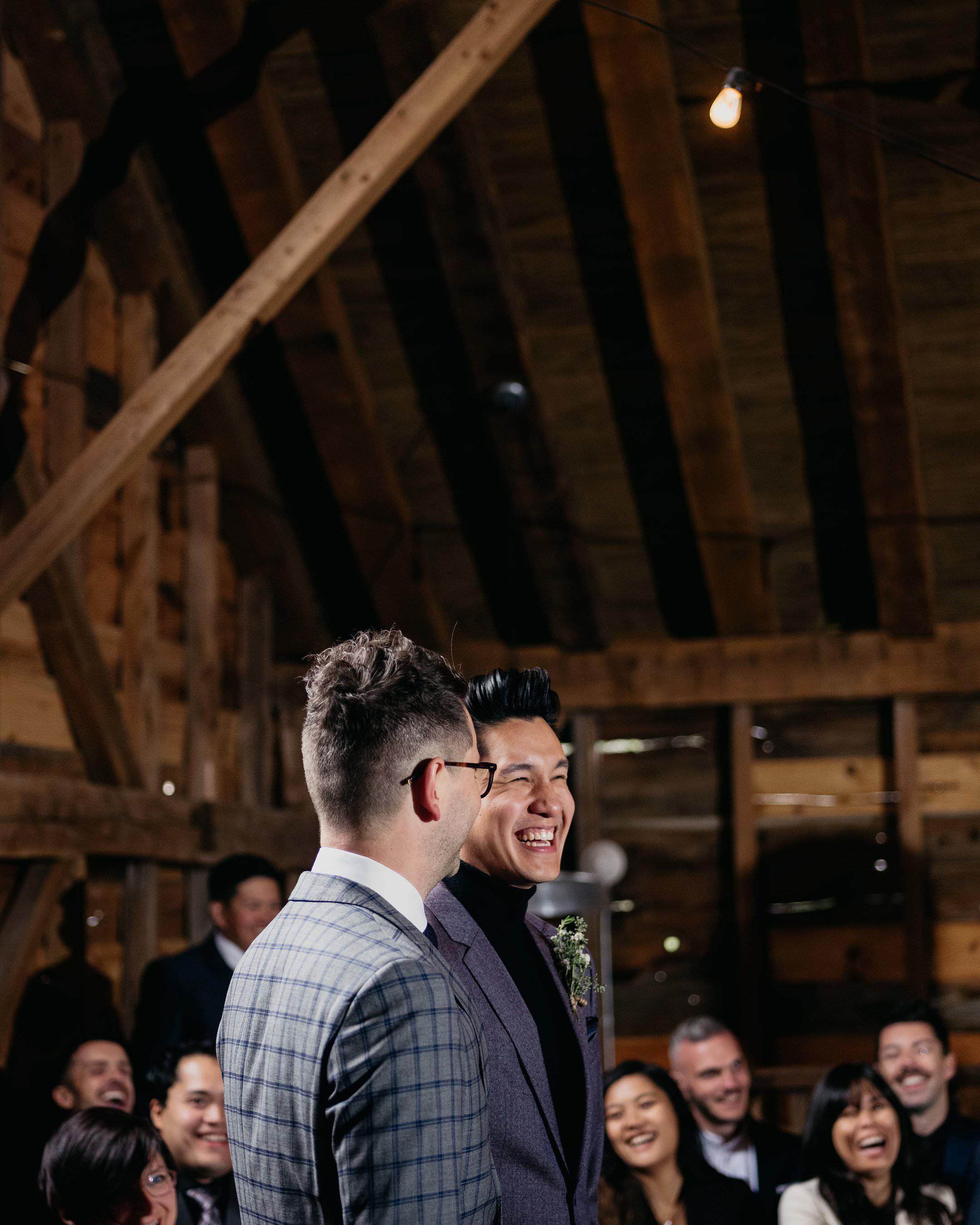 eric eryc wedding ceremony