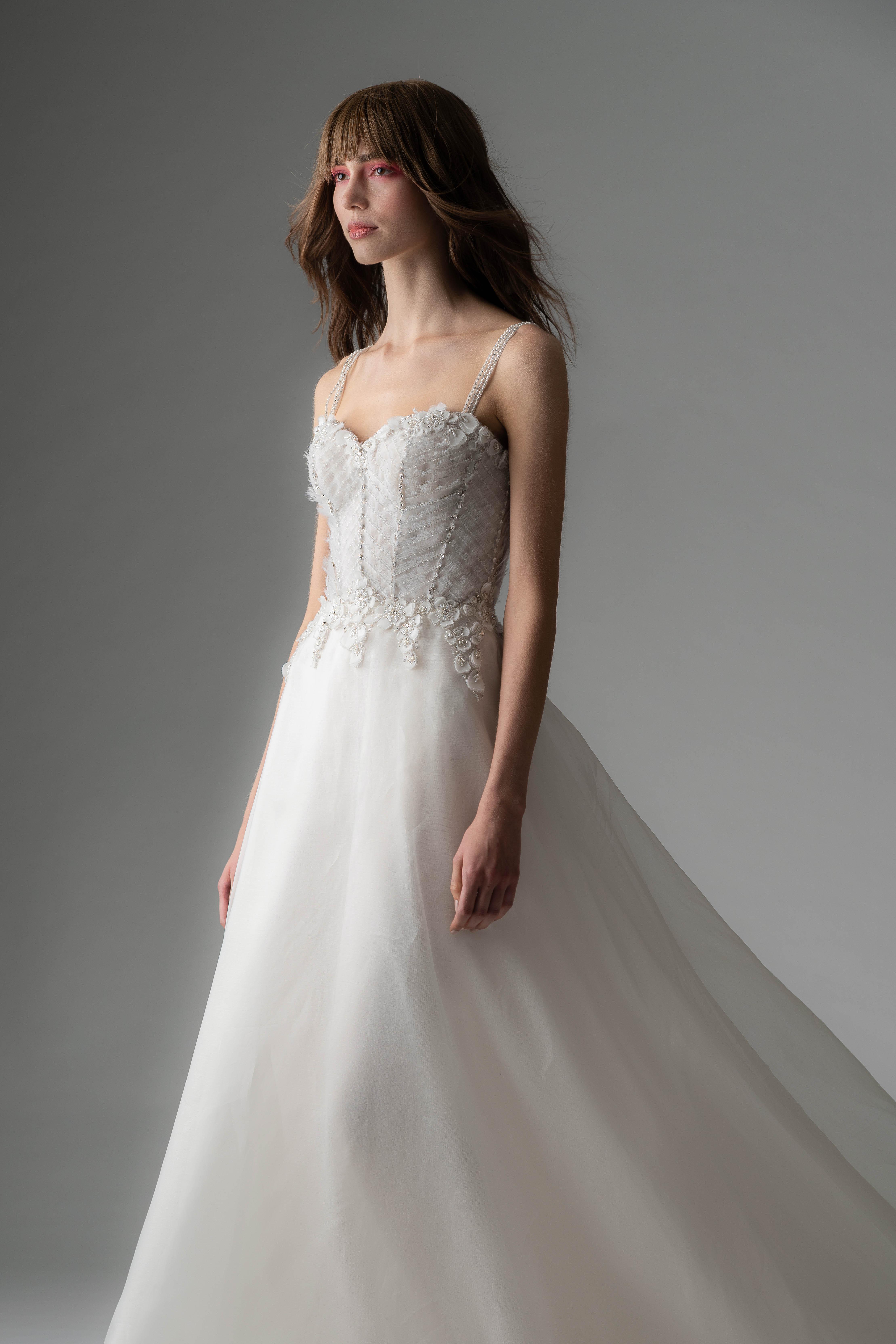 rivini by rita fall 2019 corset a-line wedding dress