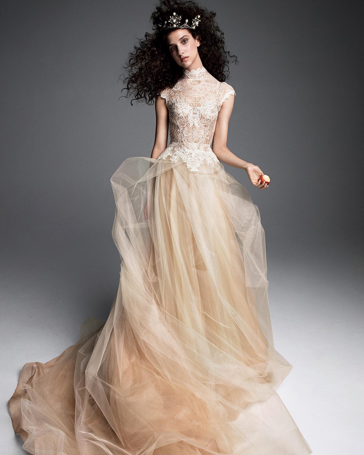 Vera Wang Fall 2019 Wedding Dress Collection Martha Stewart Weddings