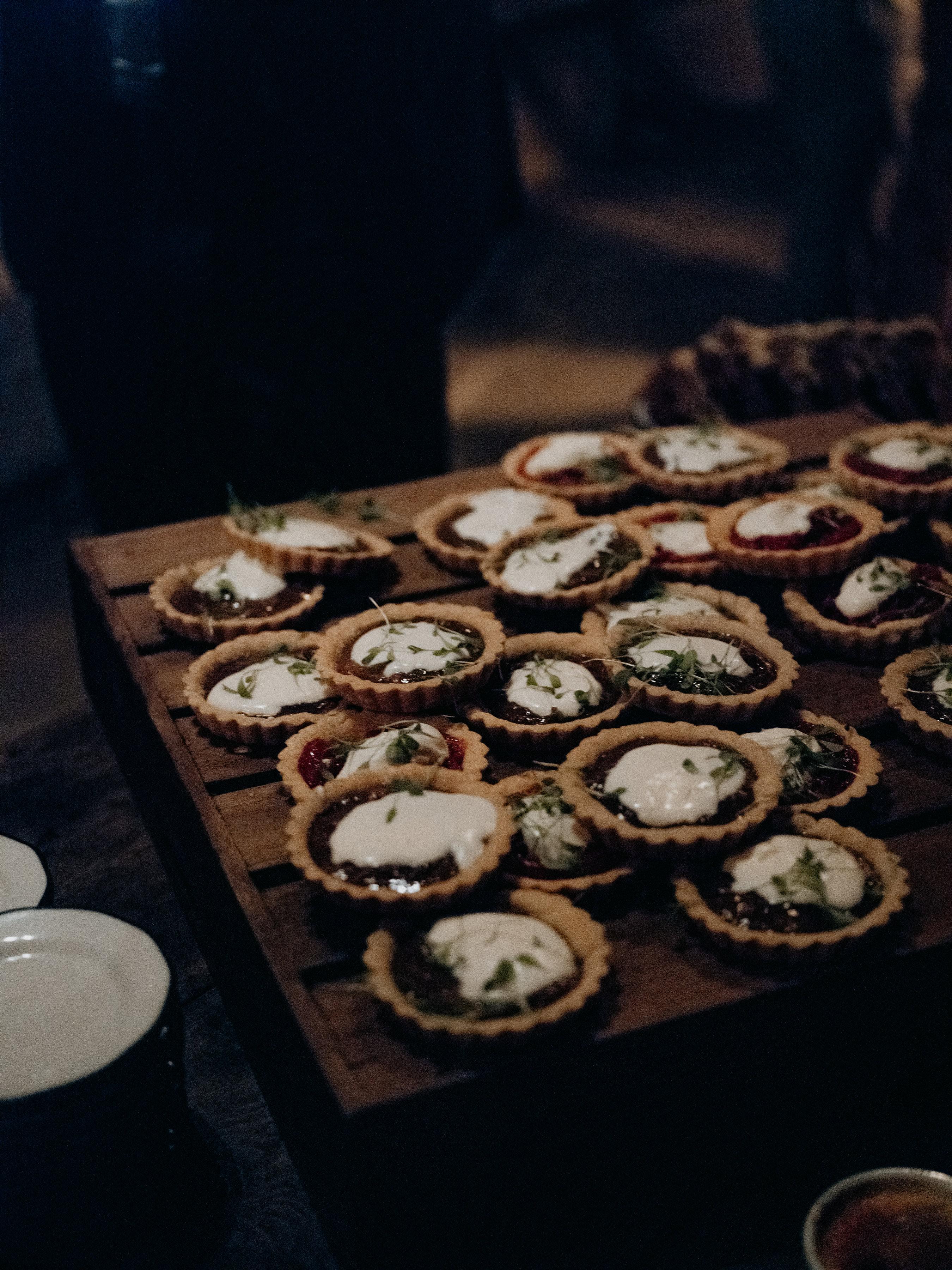 eric eryc wedding pies