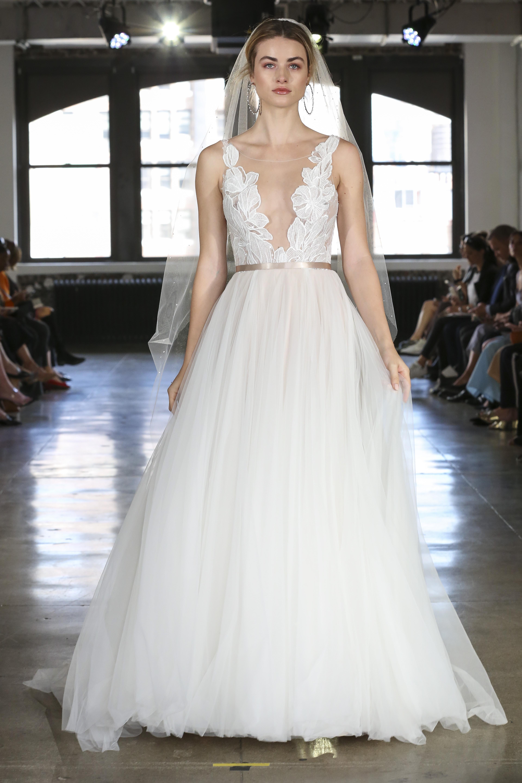 watters ball gown wedding dress fall 2019