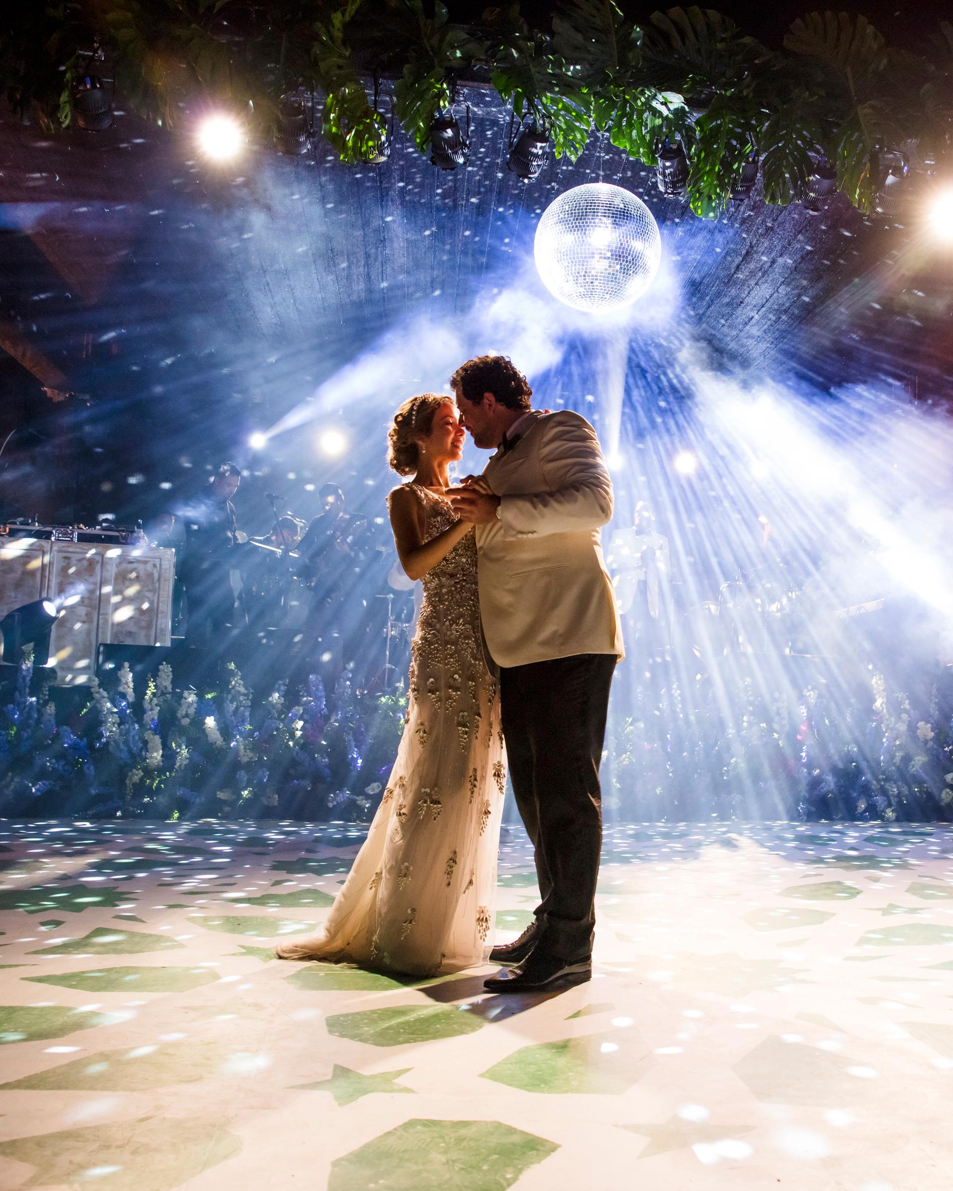 cristina andre wedding first dance