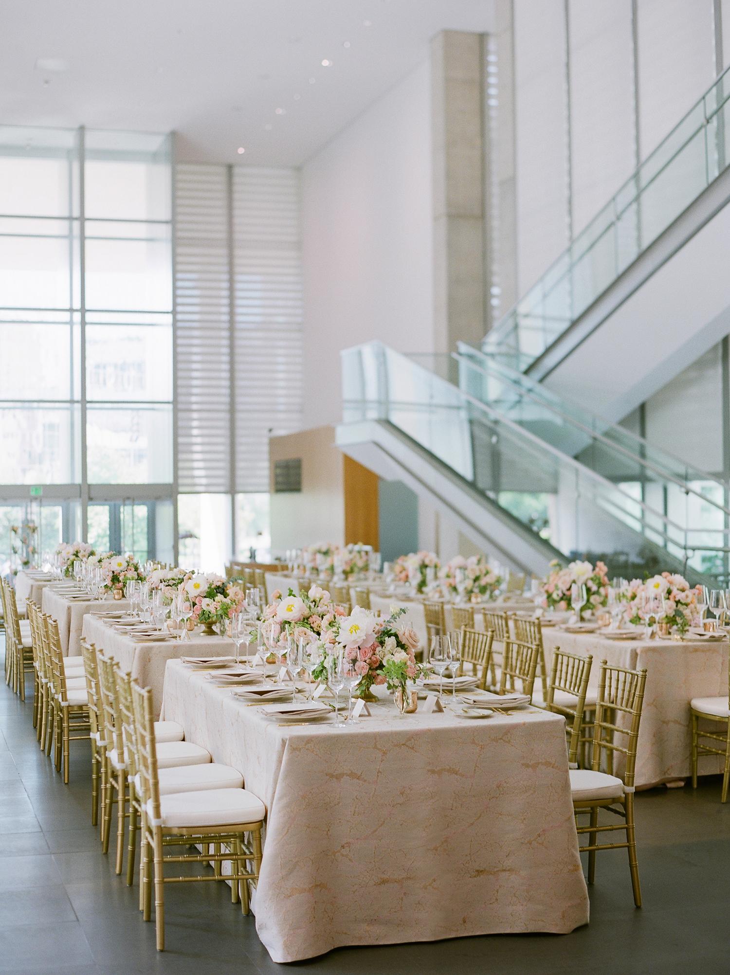 anwuli patrick wedding reception tables