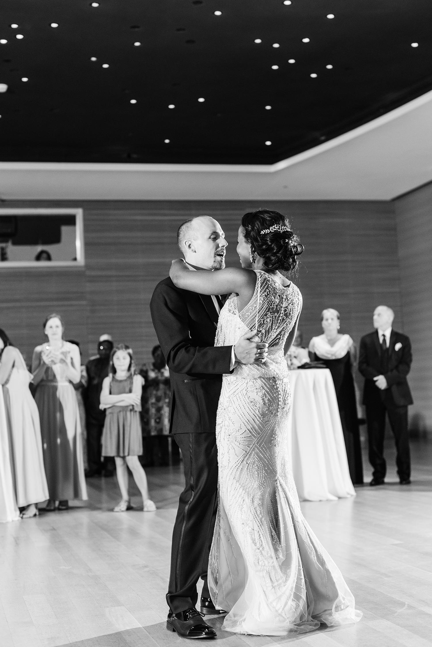 anwuli patrick wedding first dance couple